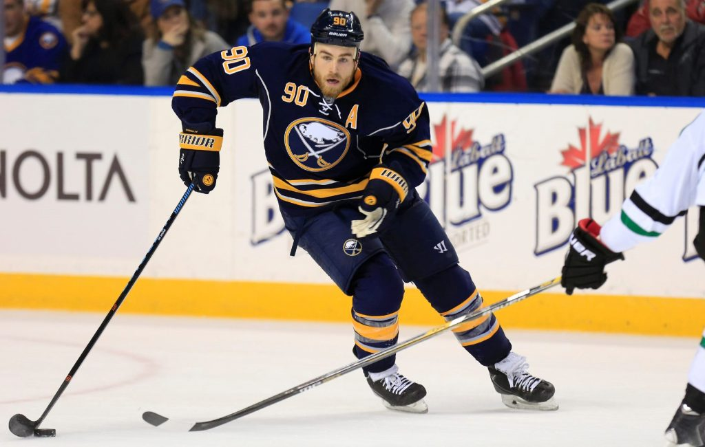 O'Reilly signed a $52.5 million contract extension. The top two-way player was the team's leading scorer for the first few months of the season. (Harry Scull Jr./Buffalo News)