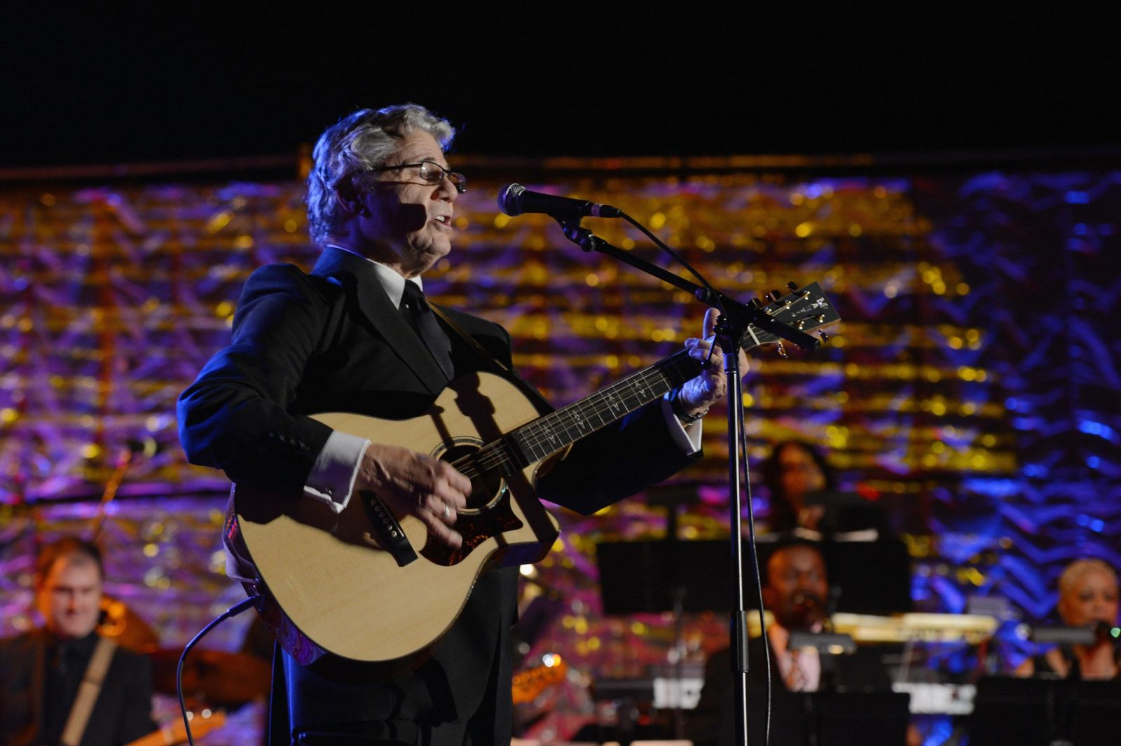 Steve Miller in New York City in 2012 (Getty Images)