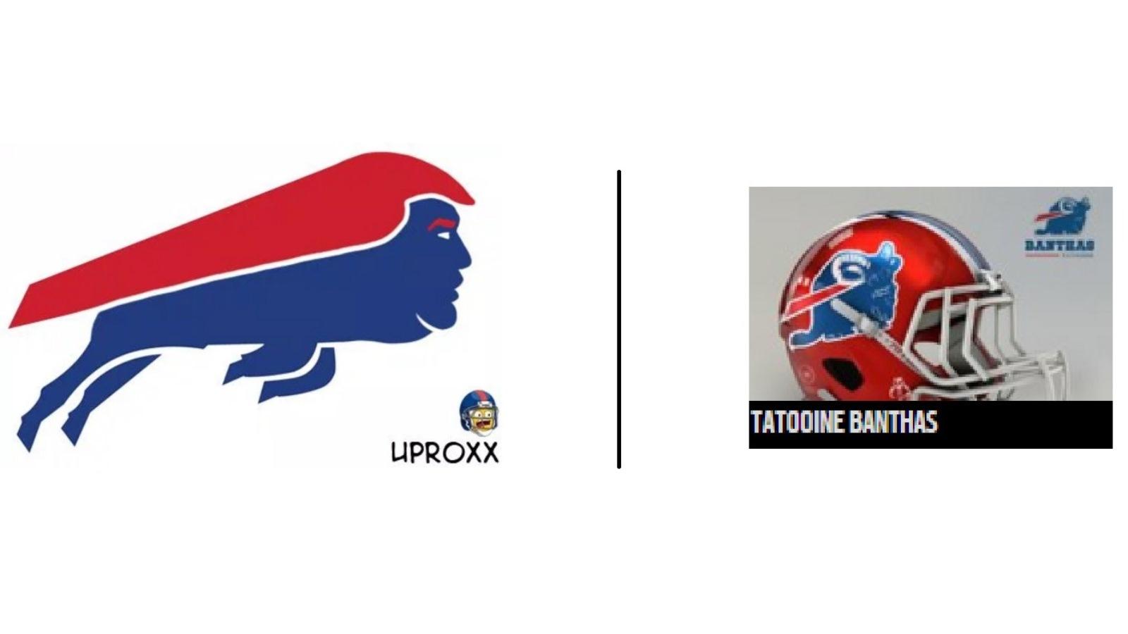 Logos by uproxx.com, NFL.com