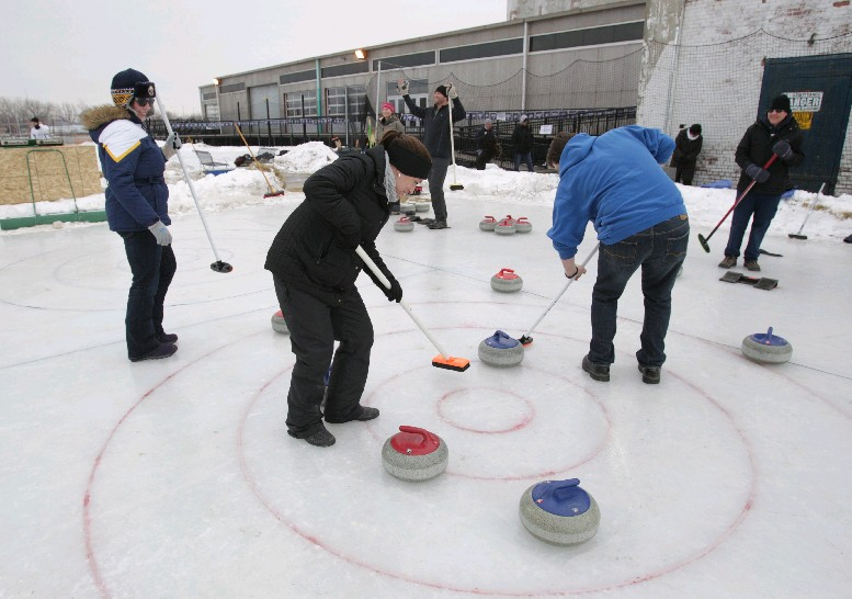 Independent Health members will get discounts on skating and curling programs at RiverWorks based on a new partnership announced Friday. (Sharon Cantillon/Buffalo News file photo)