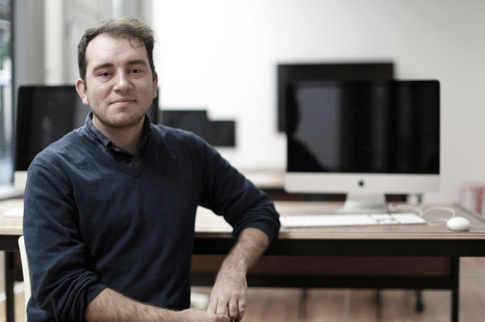 University at Buffalo graduate Ekrem Serdar is the new media arts curator at Squeaky Wheel.
