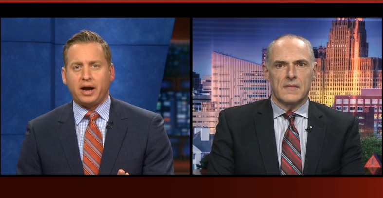 Vic Carucci joins Adam Begnini each week on Ch. 2.