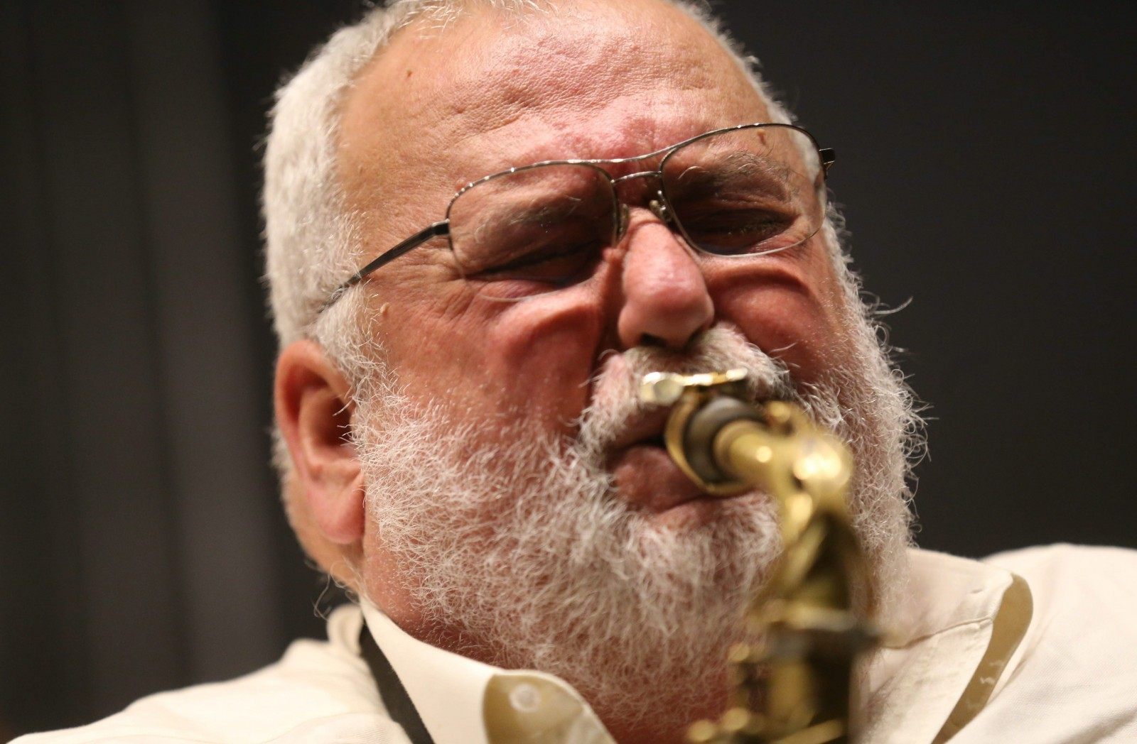 Bobby Militello will feature on the alto sax in a coming concert at Pausa Art House in Allentown. (Sharon Cantillon/Buffalo News)