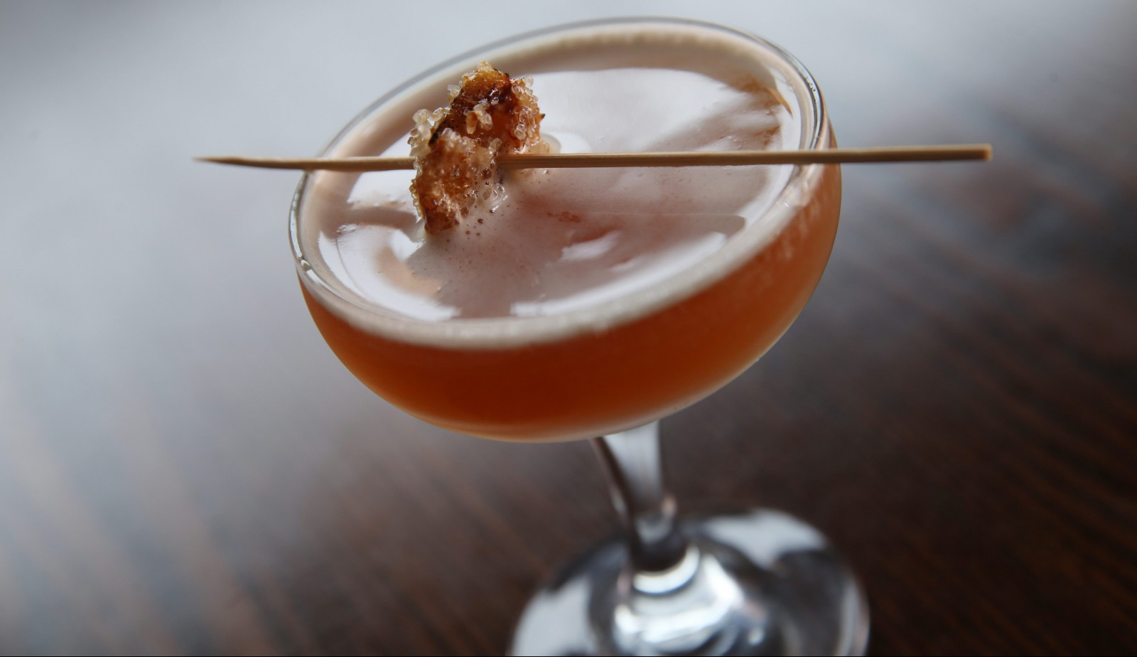 Craft cocktails became a lot more popular in Buffalo over the past decade. (Sharon Cantillon/Buffalo News)