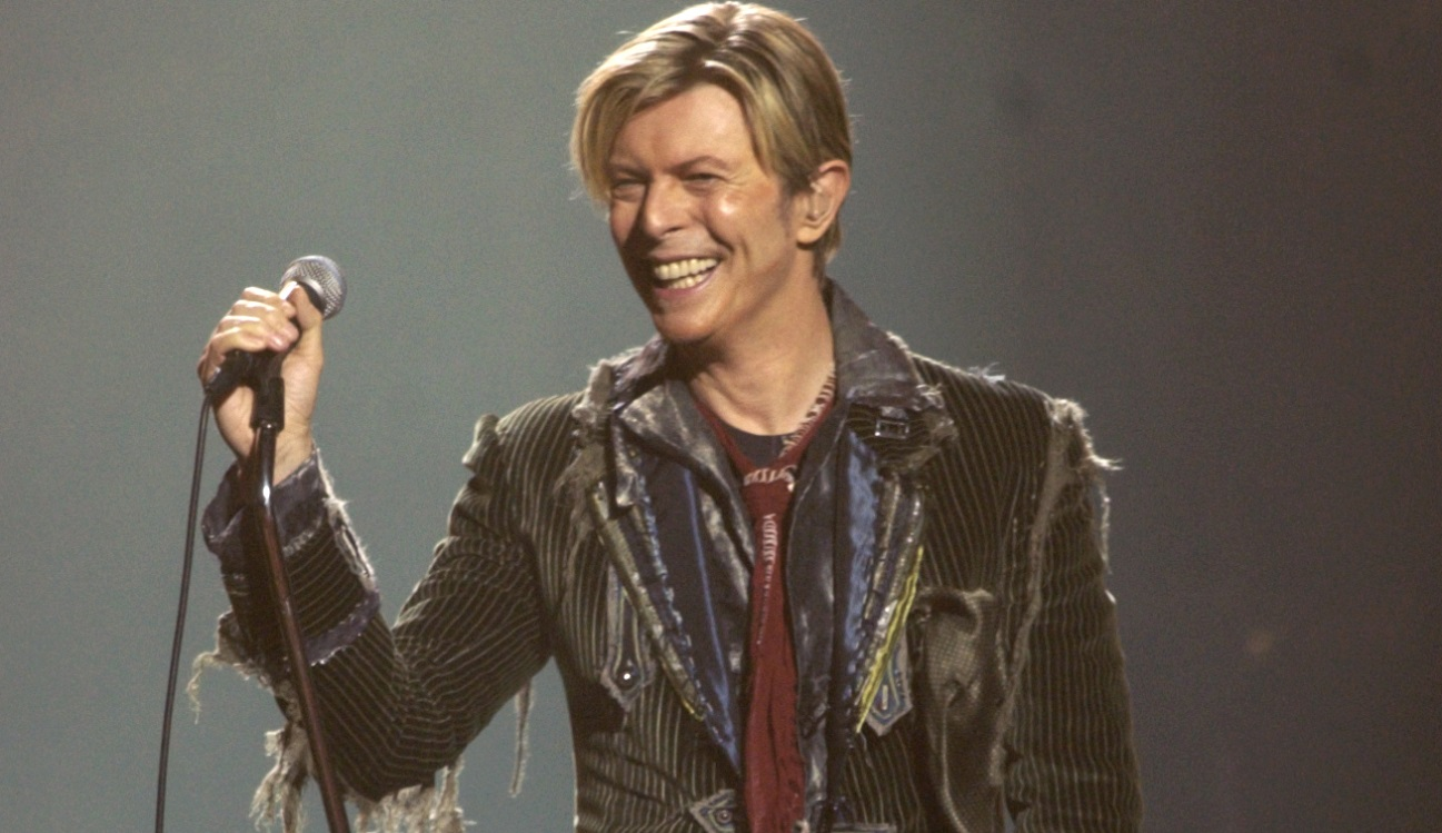 David Bowie, performing above at Shea's in 2004, died this week at the age of 69. (Buffalo News file photo)