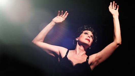 Natasha Drena, who plays Judy Garland in 'End of the Rainbow,' says she connects with the strength, vulnerability of the actress. (Photo by BreeAnne Clowdus)