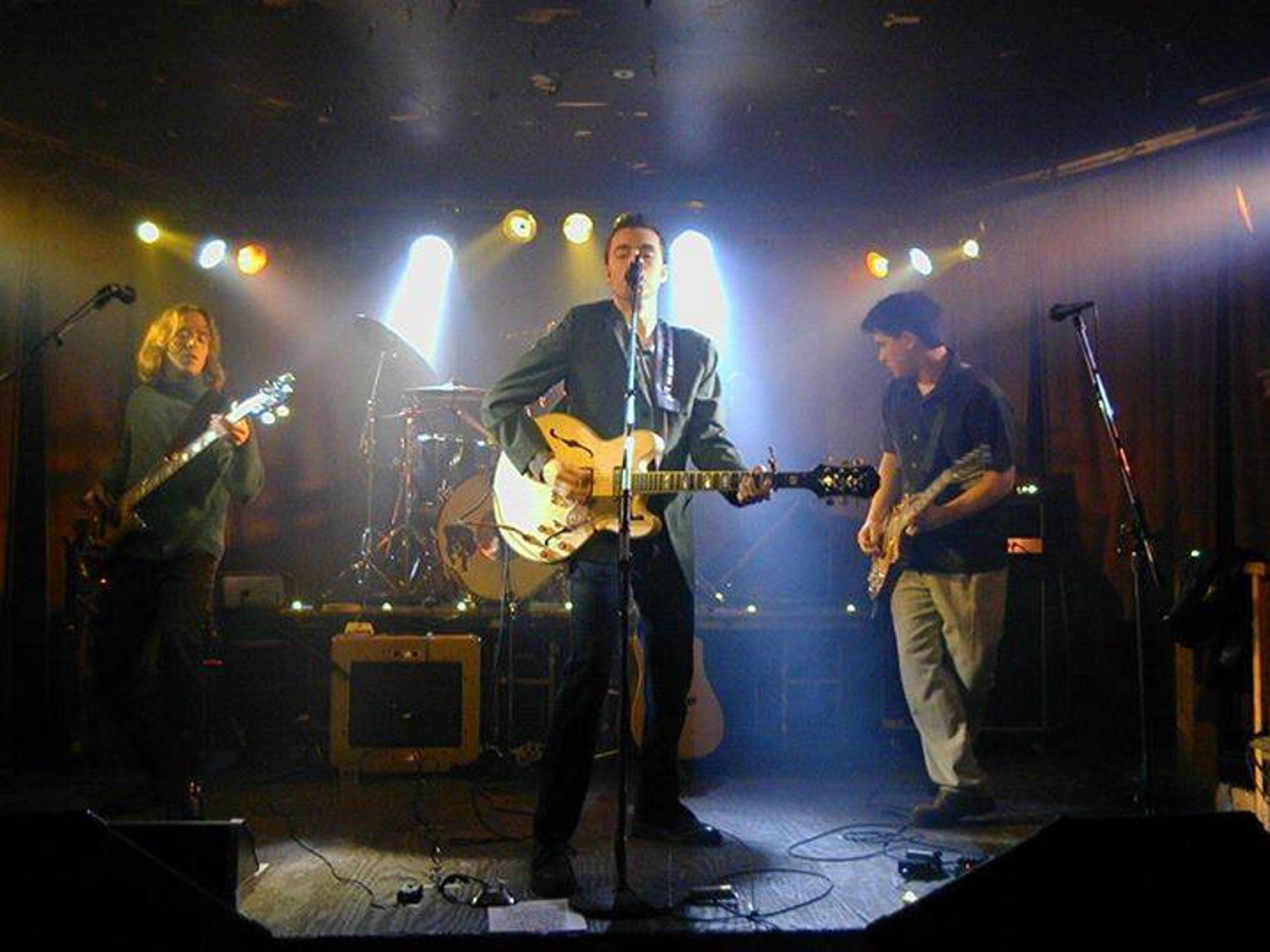 53 Days performs Jan. 15 in the Sportsmen's Tavern.