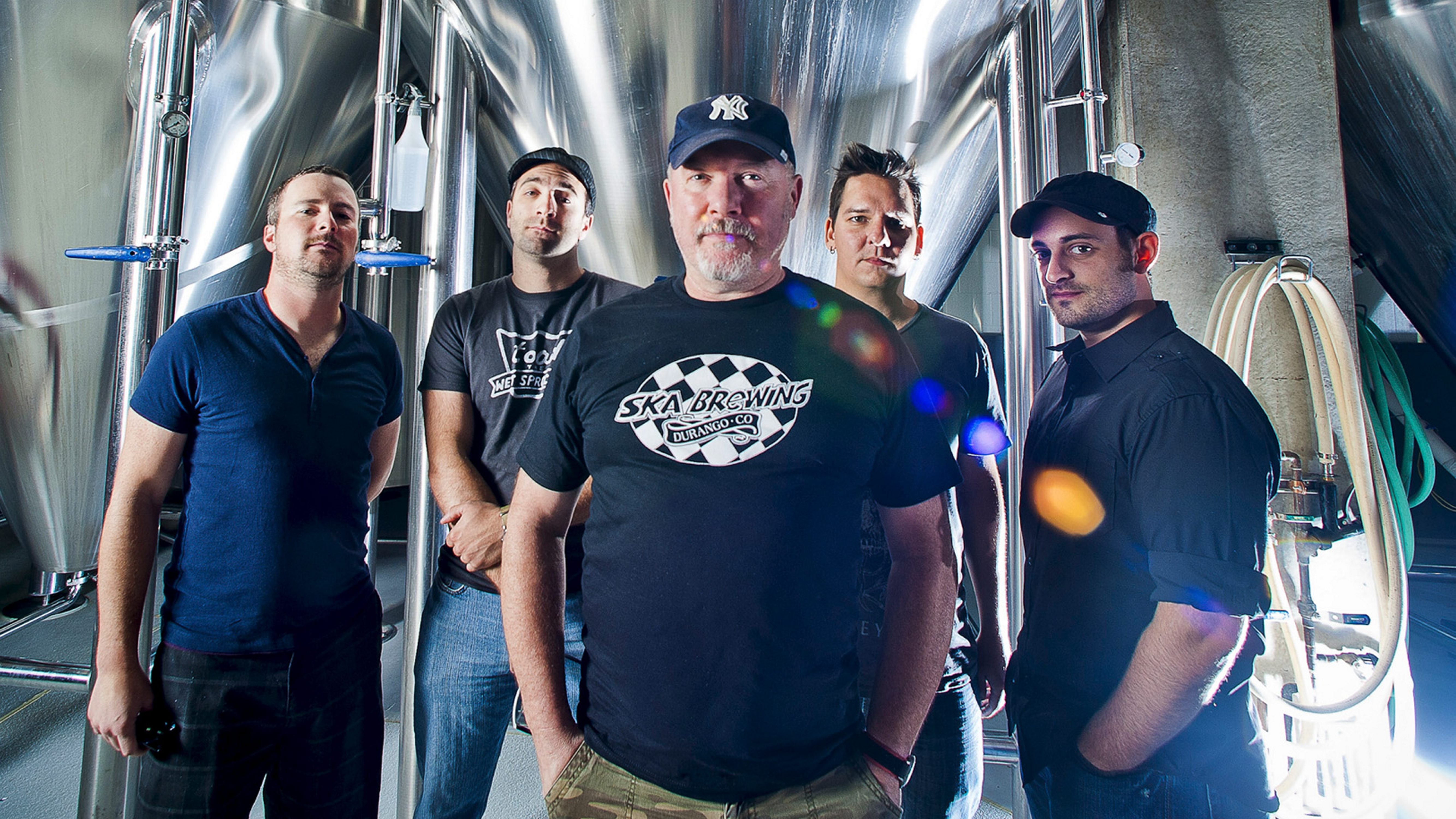 Legendary ska band The Toasters play Mohawk Place Jan. 27.