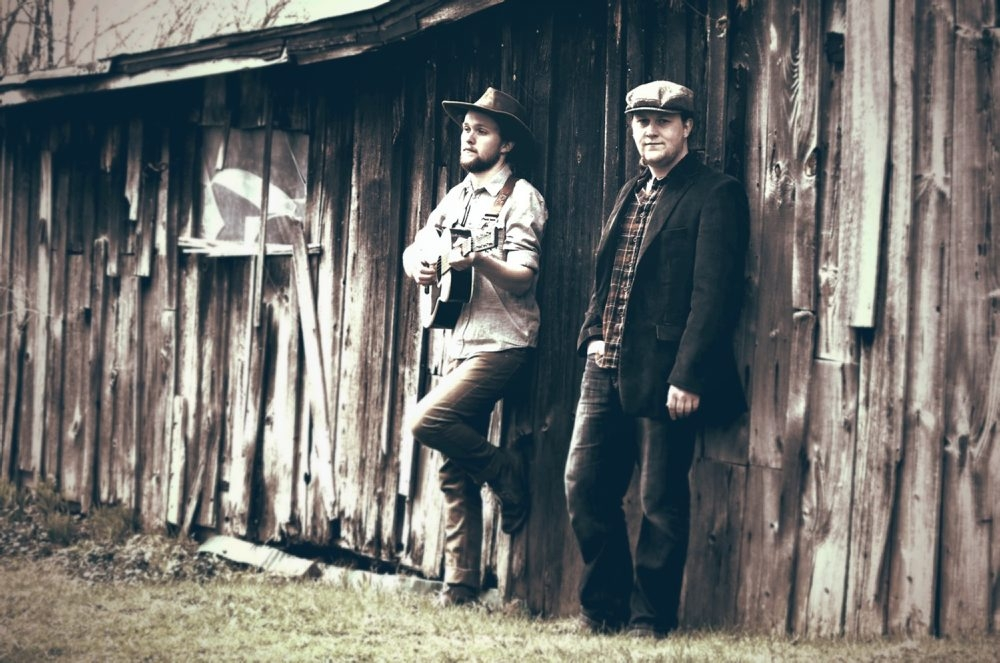 Tough Old Bird showcases the musical talents of brothers Matt and Nathan Corrigan. (James Evan Photography)