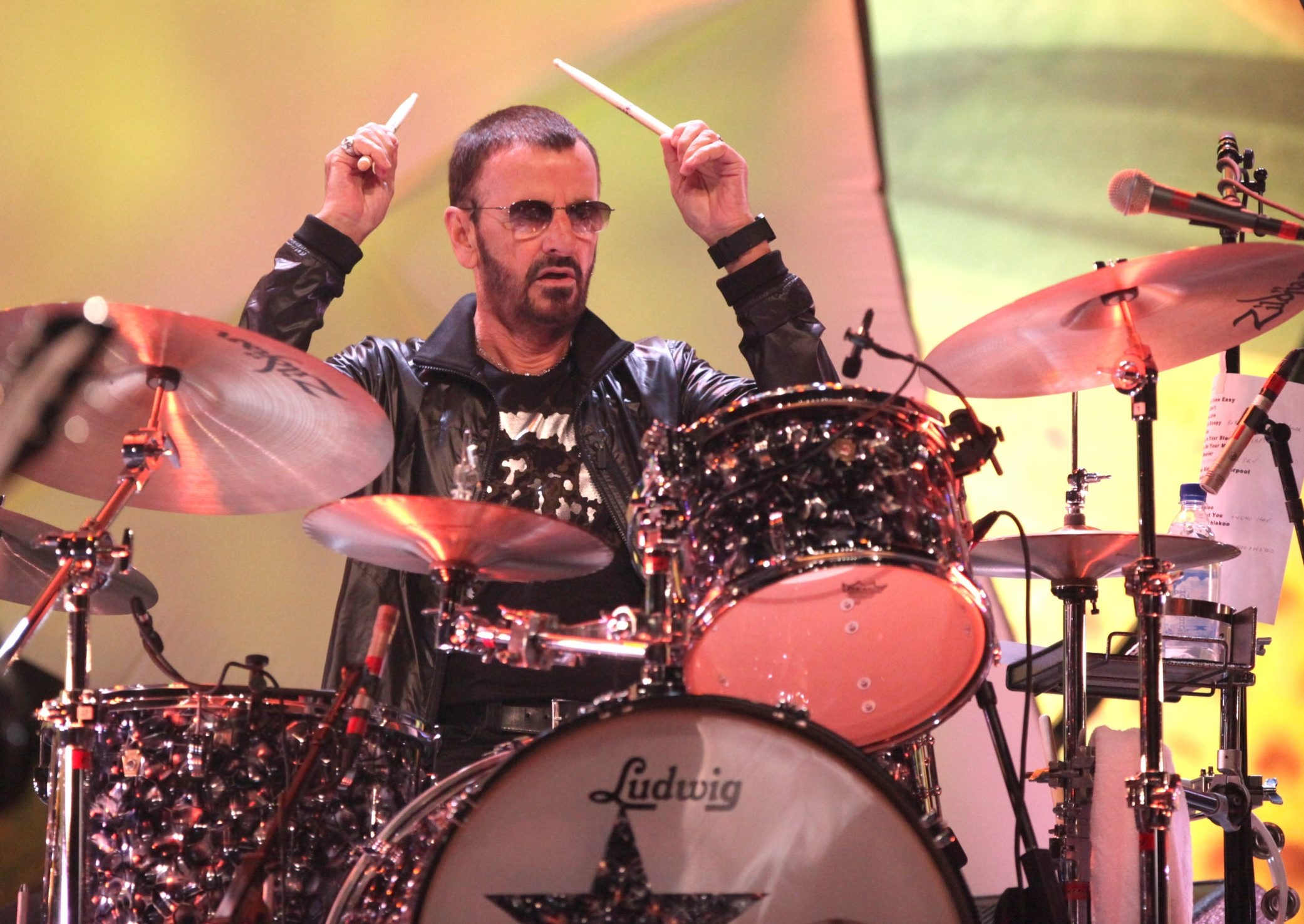 Ringo Starr returns to the area for a show at the Seneca Allegany Resort and Casino in Salamanca. (Photo by Robert Kirkham/Buffalo News file photo)