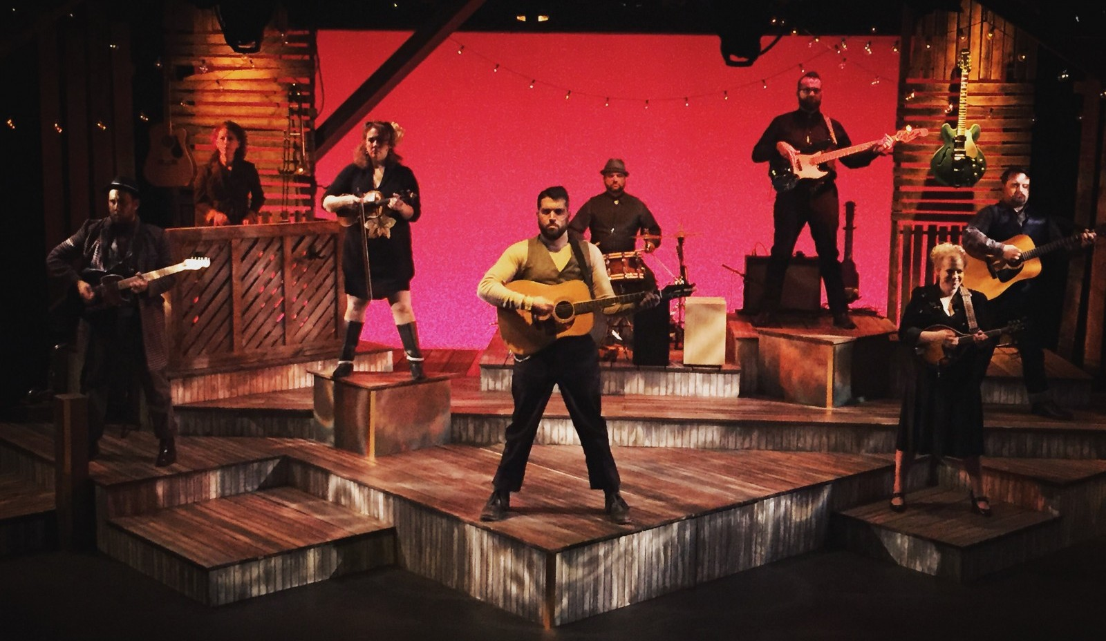 The popular musical 'Ring of Fire' returns to the Buffalo stage with a run at MusicalFare Theatre.