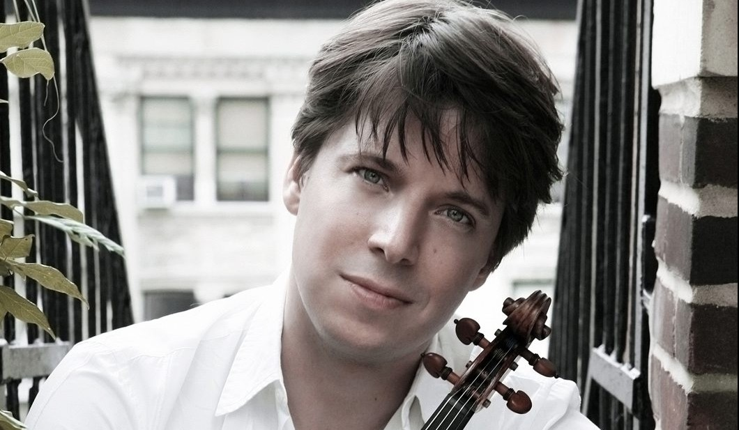 Joshua Bell plays music by Max Bruch with the BPO on Sept. 17.