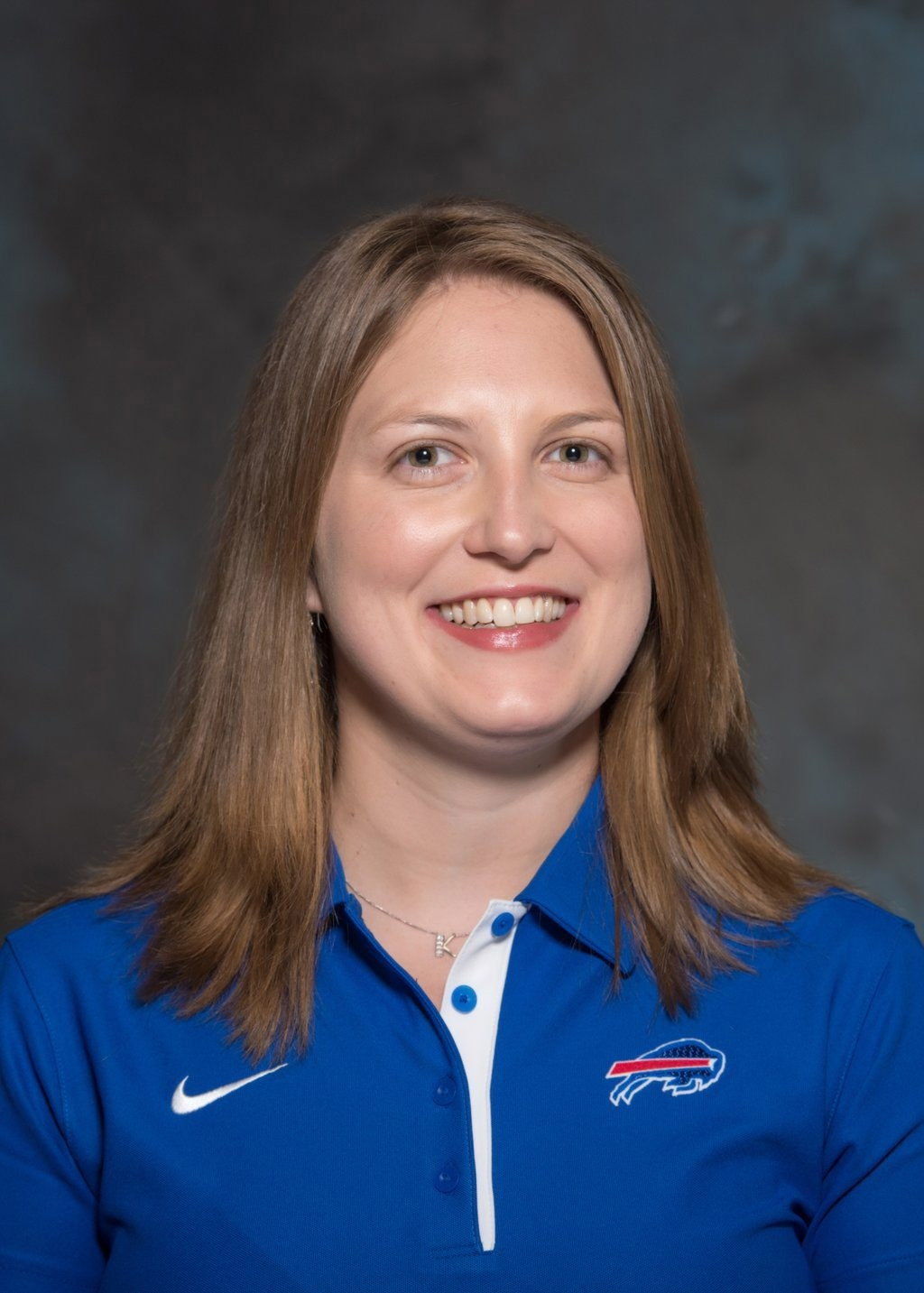 Kathryn Smith is NFL's first full-time female assistant.