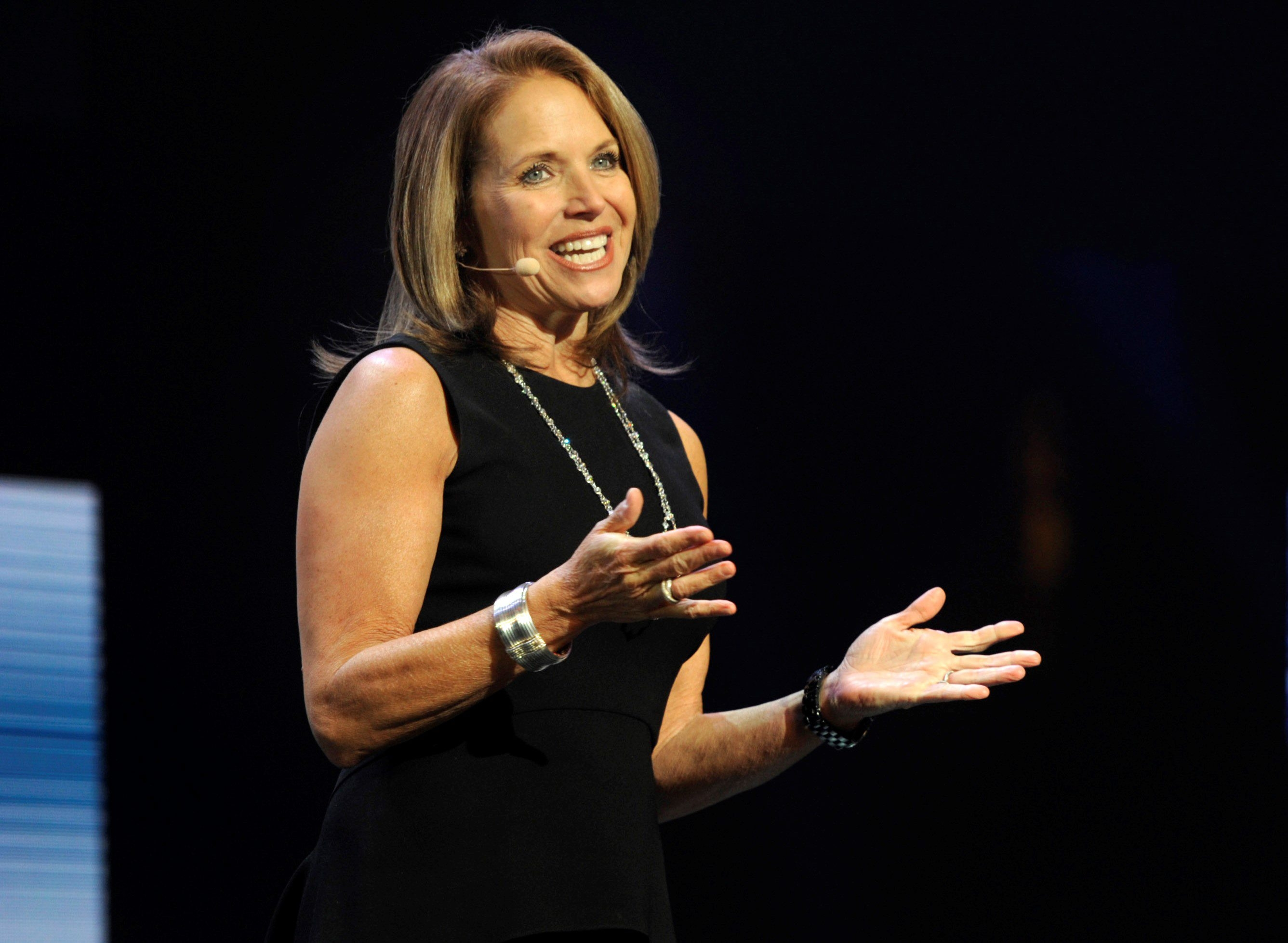 "Media personality Katie Couric will be in Buffalo Tuesday to film part of her new series, ""Rebuilding America,"" for Yahoo News. (Bloomberg)"