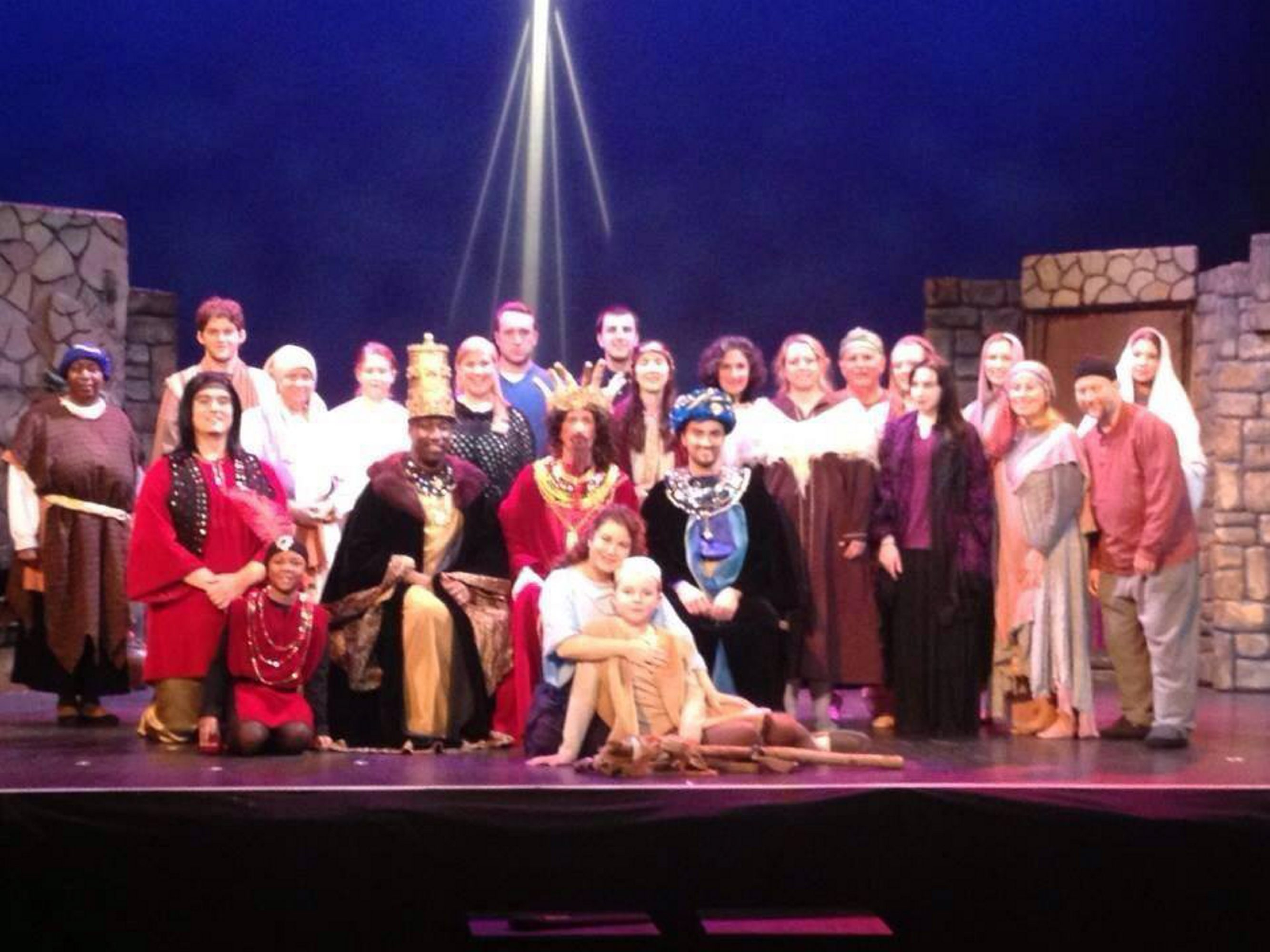 """Nickel City Opera presents three performances of """"Amahl and the Night Visitors"""""""