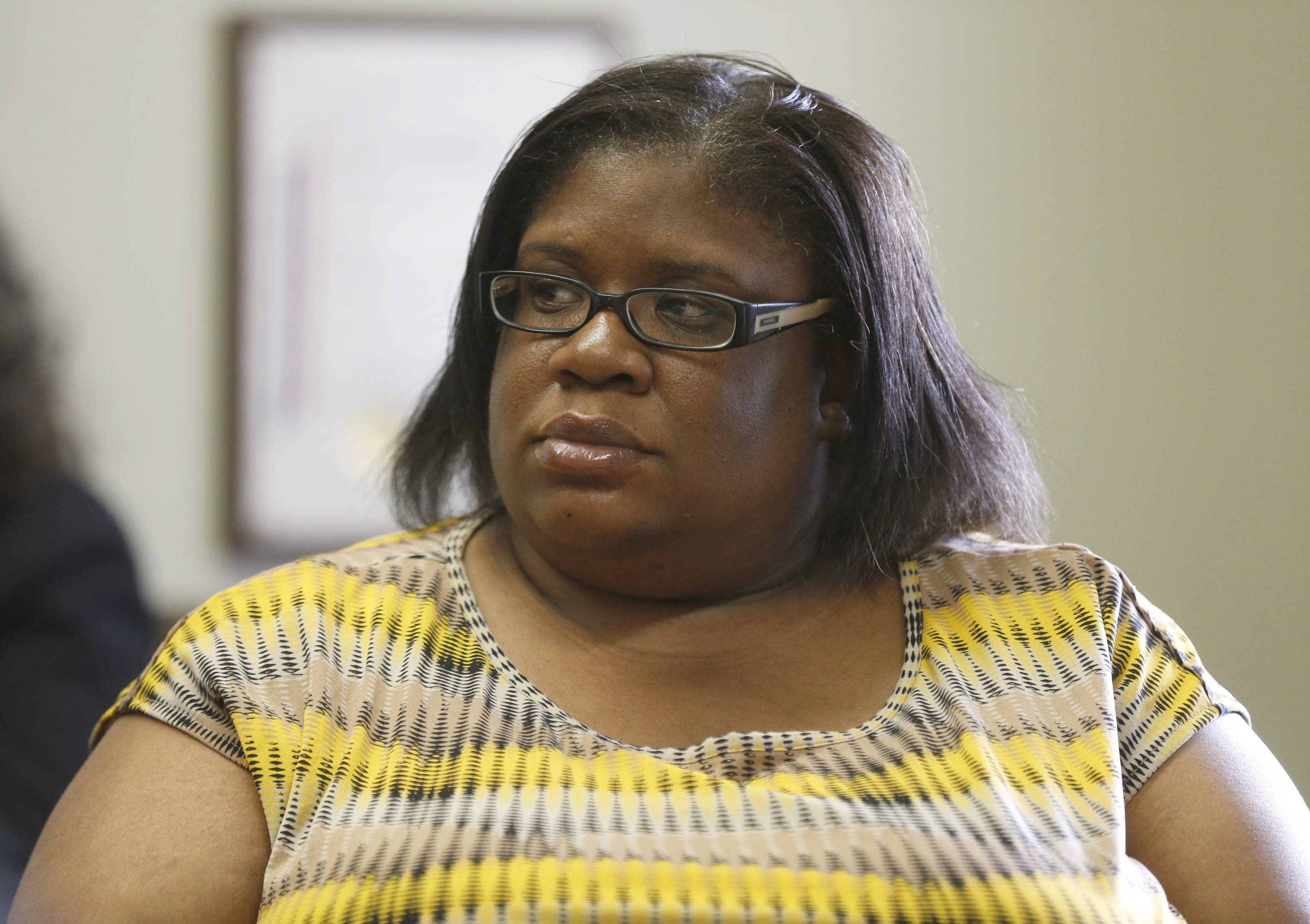 Rashondra M. Martin could be focus of Wednesday discussion on competence.