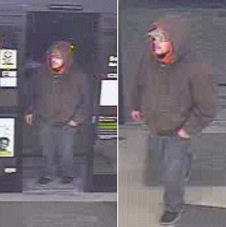 North Tonawanda police want help identifying the suspect in a Jan. 5 robbery of a Dollar General on Twin City Memorial Highway. (courtesy North Tonawanda police)