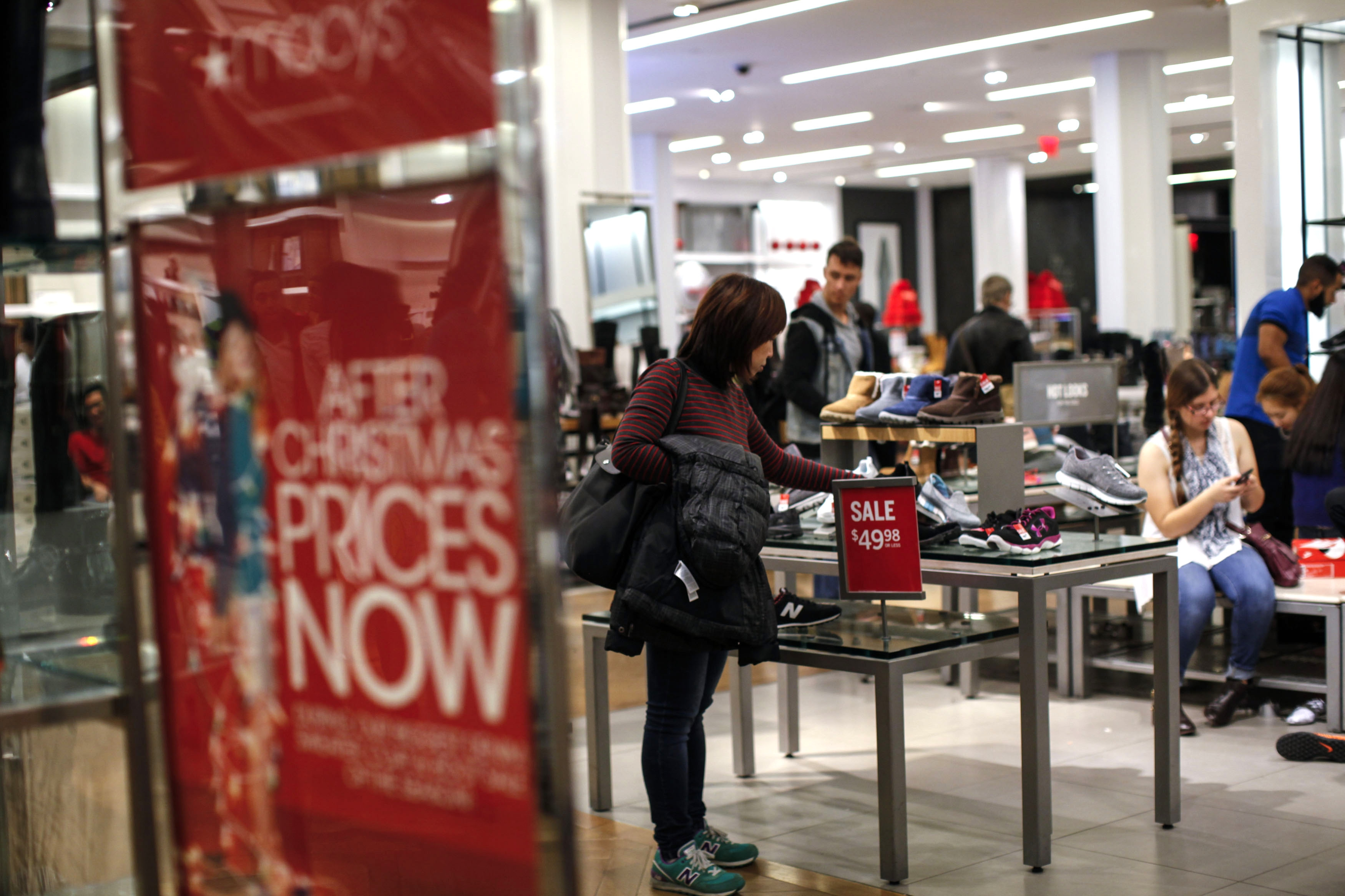 Retail giant Macy's is closing numerous stores nationwide, including two Western New York locations. (Getty Images)