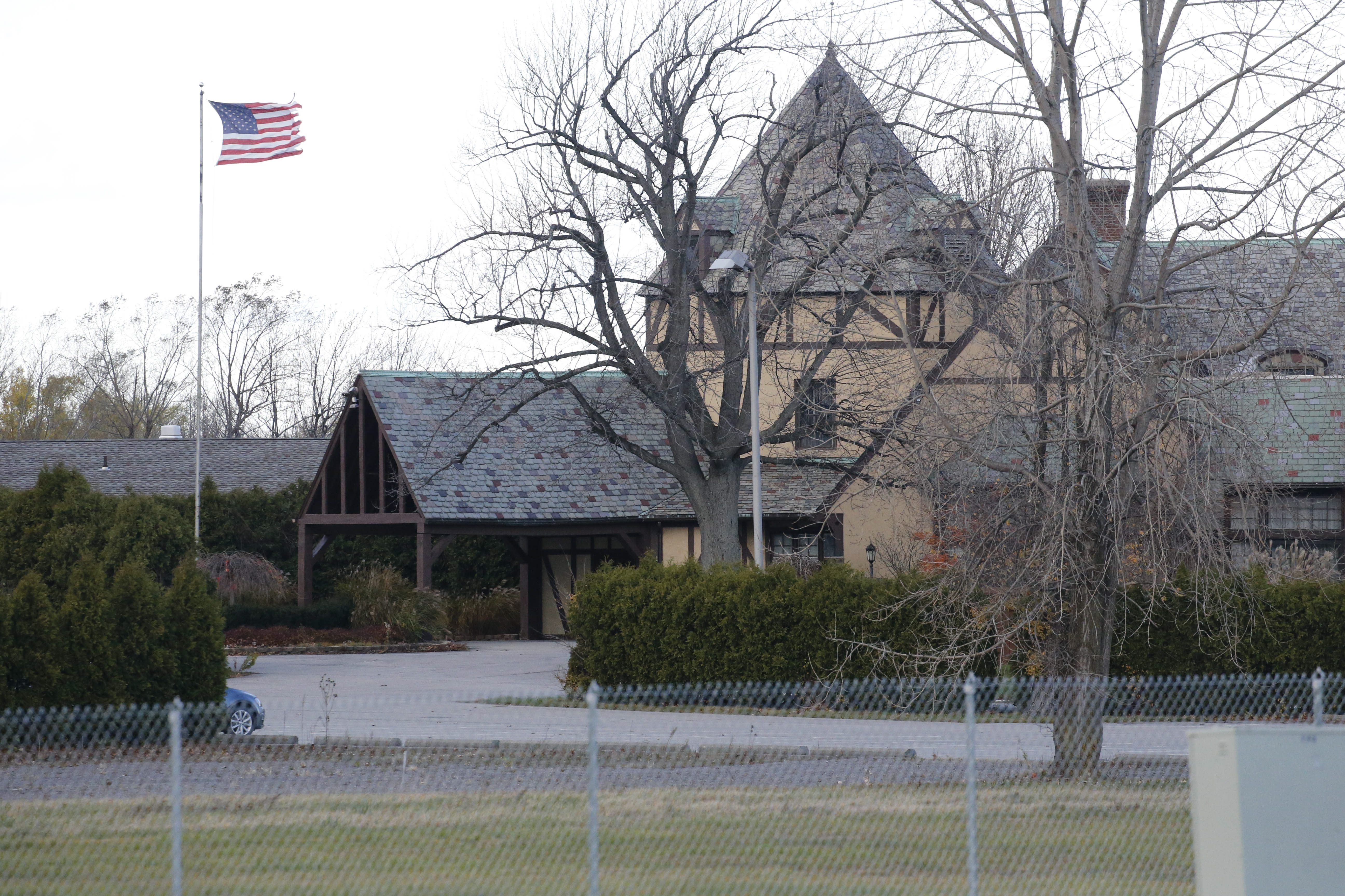 A plan to develop the former Westwood Country Club on Sheridan Drive for apartments, condominiums, a nursing home and a hotel has sparked opposition from neighbors. (Derek Gee/Buffalo News)