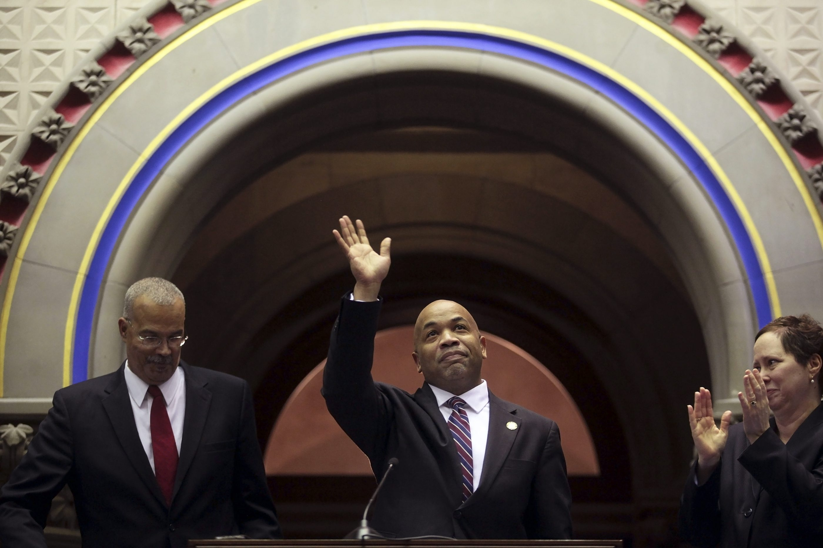 Carl Heastie has seen a big increase in fundraising since becoming speaker.