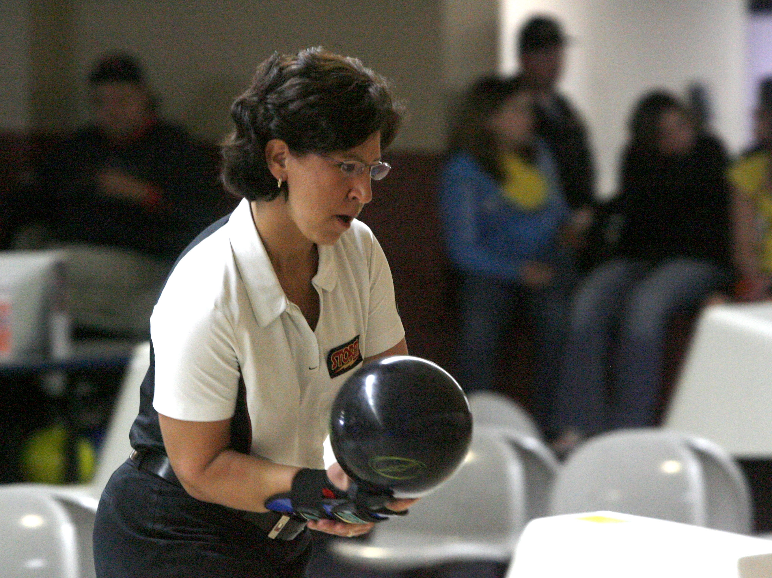 Milt Northrop's Bowling: Johnson takes new approach to her
