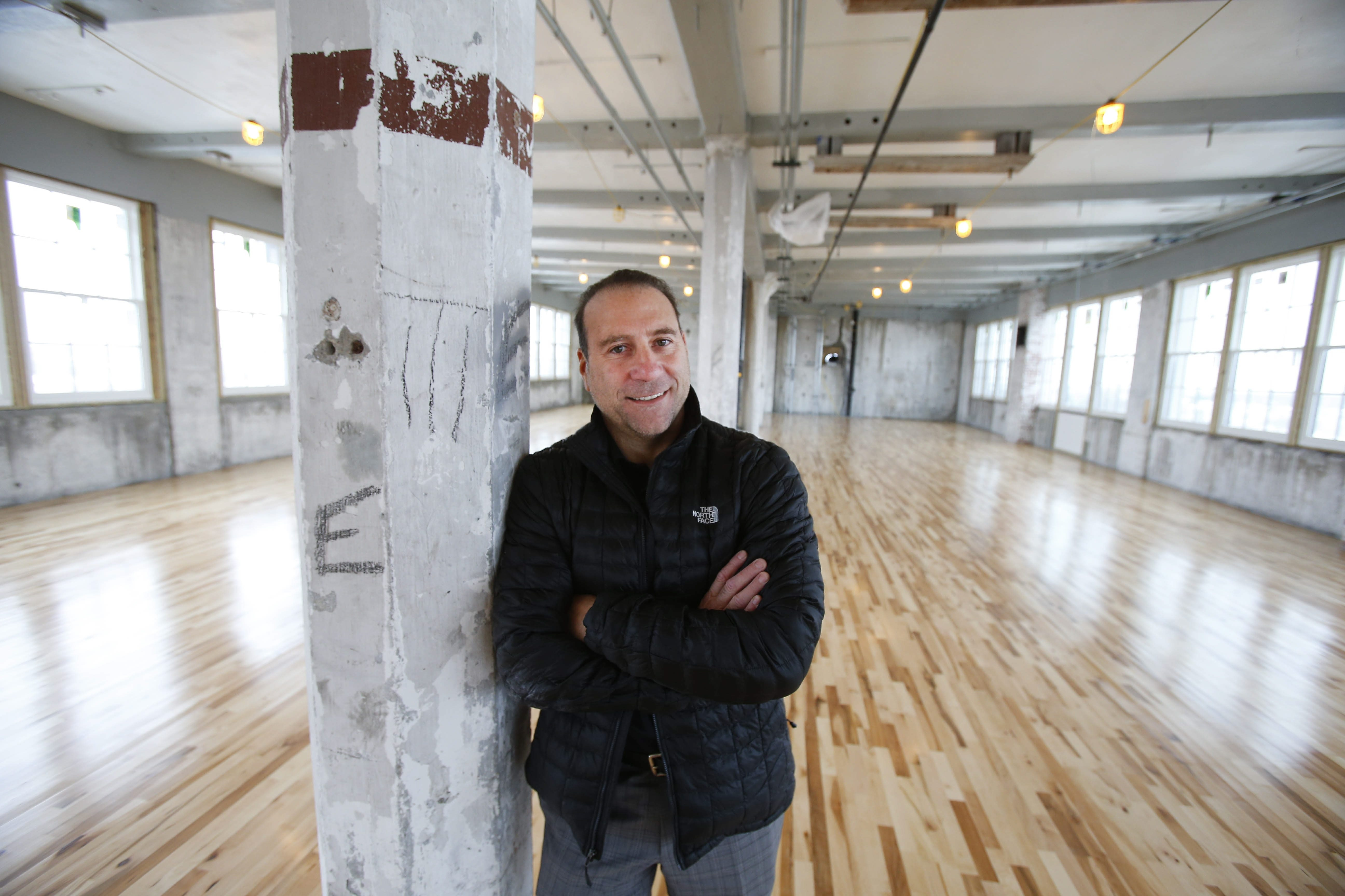 """""""We believe in this area, and there's some potential in it transitioning to something like Larkinville."""" – Angelo Natale"""