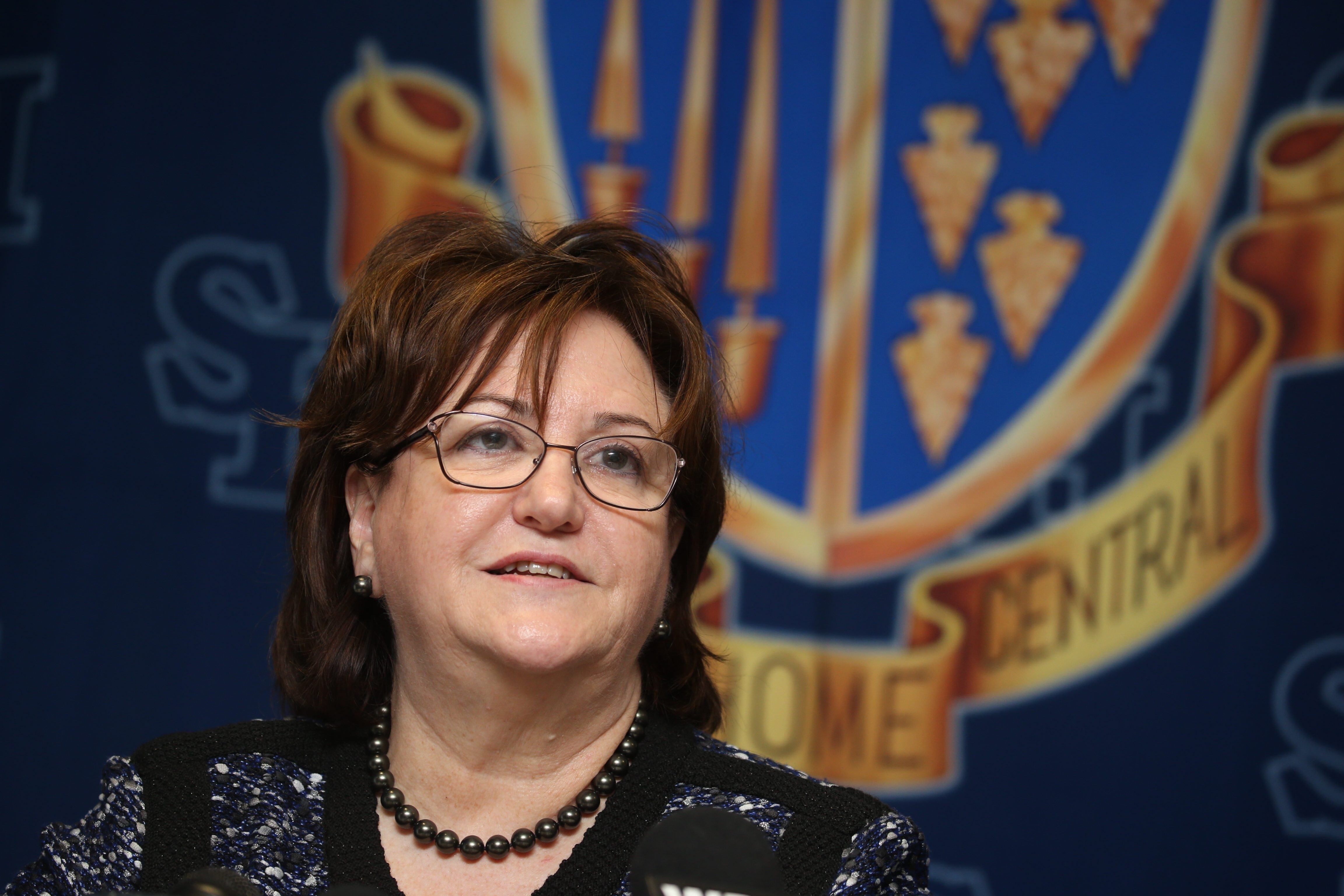 State Education Commissioner MaryEllen Elia announced changes.