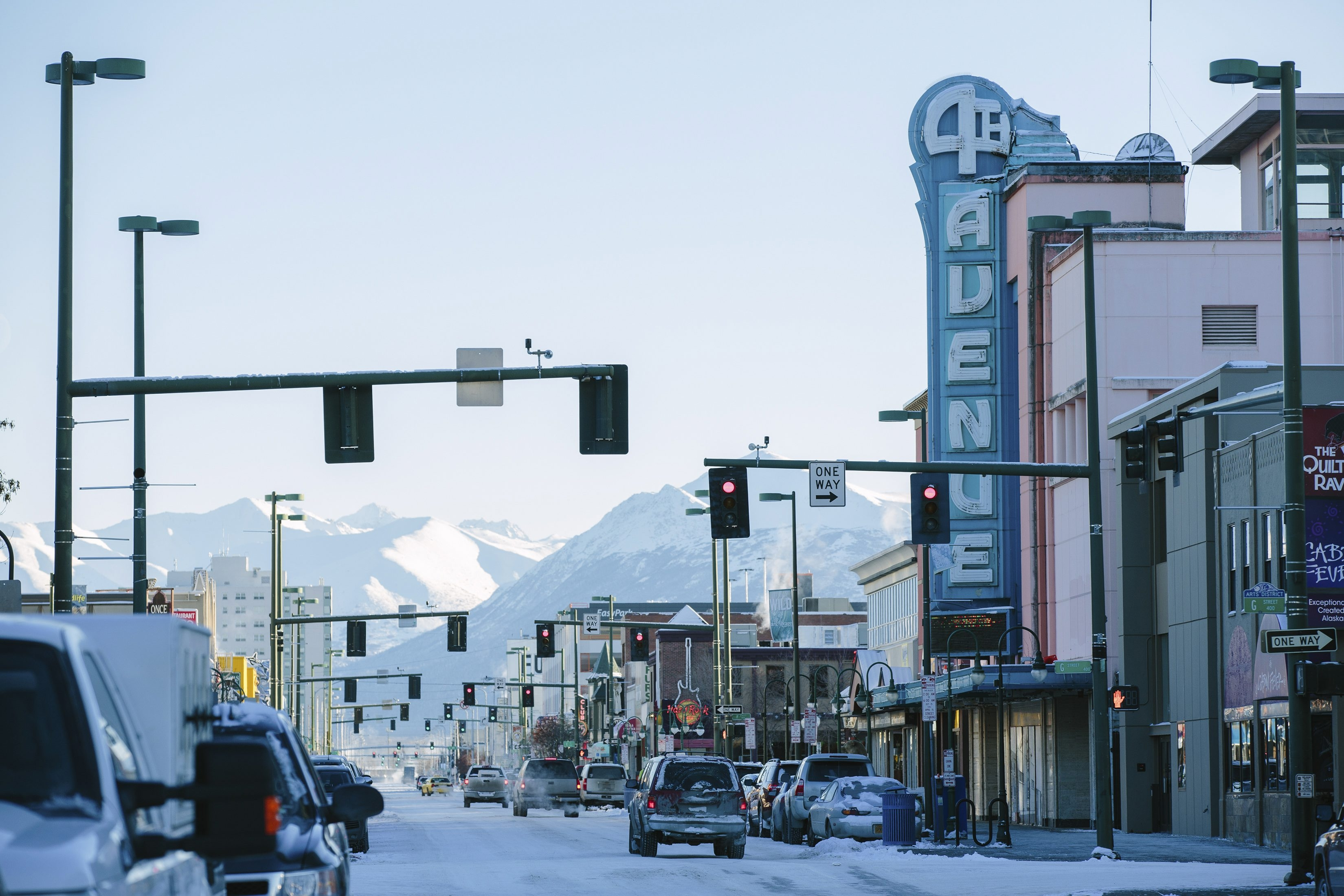 Anchorage, Alaska, is expected to lose jobs in 2016 due to plummeting oil prices. As production continues to decline, state leaders are grappling with how to address a $3.5 billion budget shortfall.