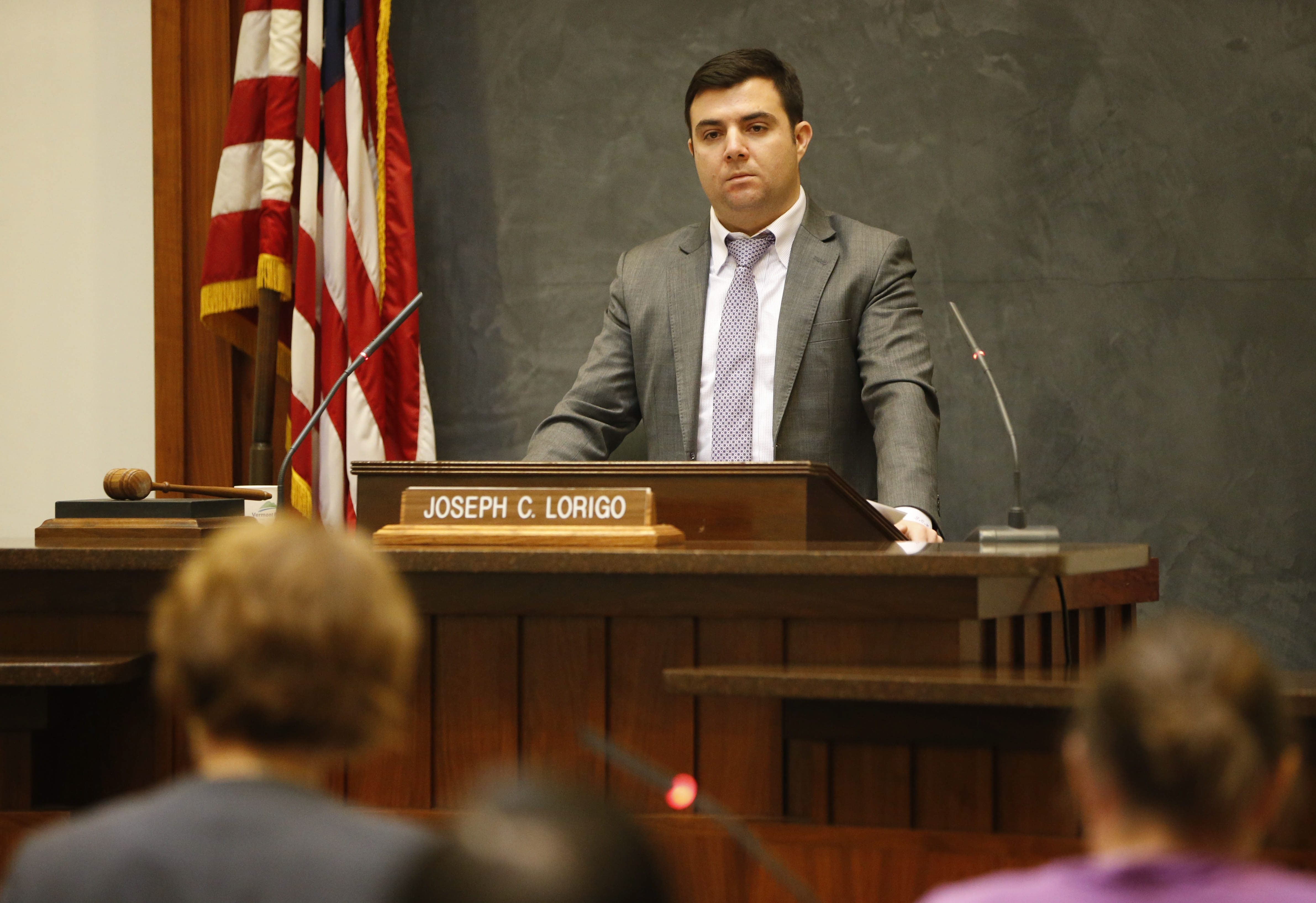 Erie County Legislature Majority Leader Joseph Lorigo has given up two posts in West Seneca's government after legal opinions stated that they were a conflict of interest.