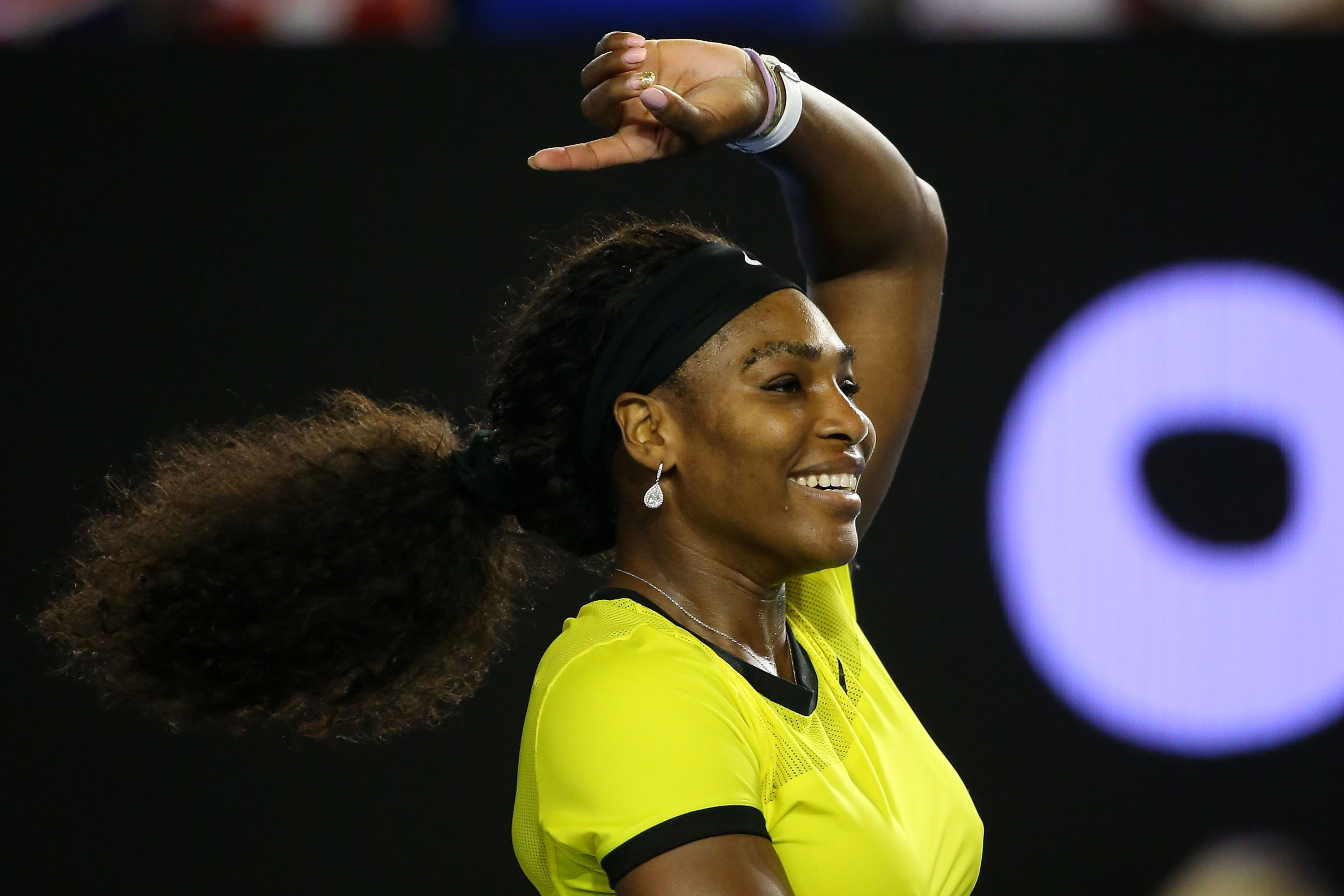 Serena Williams is seeking her 22nd Grand Slam singles title at the Australian Open.