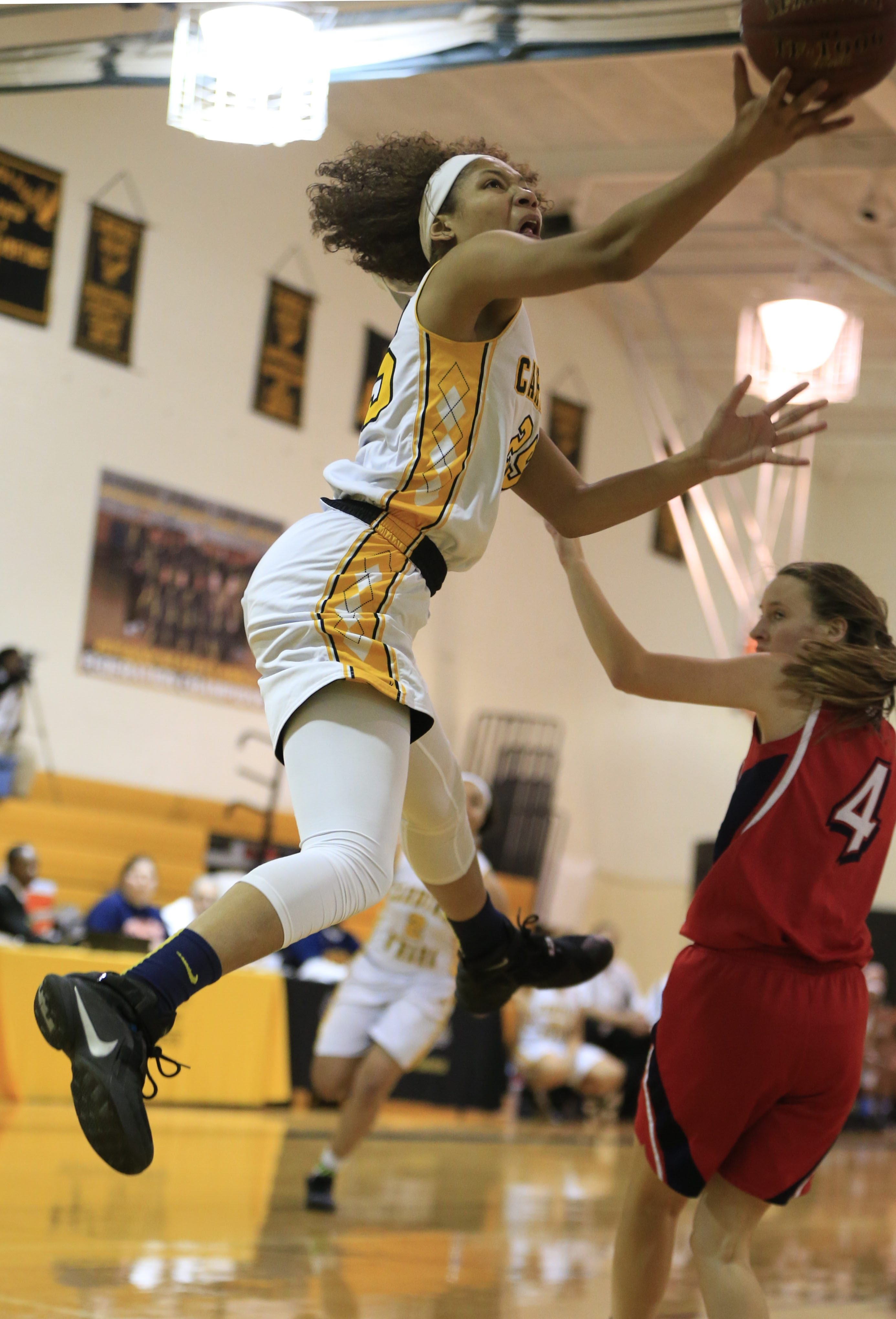 Cardinal O'Hara's Summer Hemphill is expected to sign with the University at Buffalo in the spring.