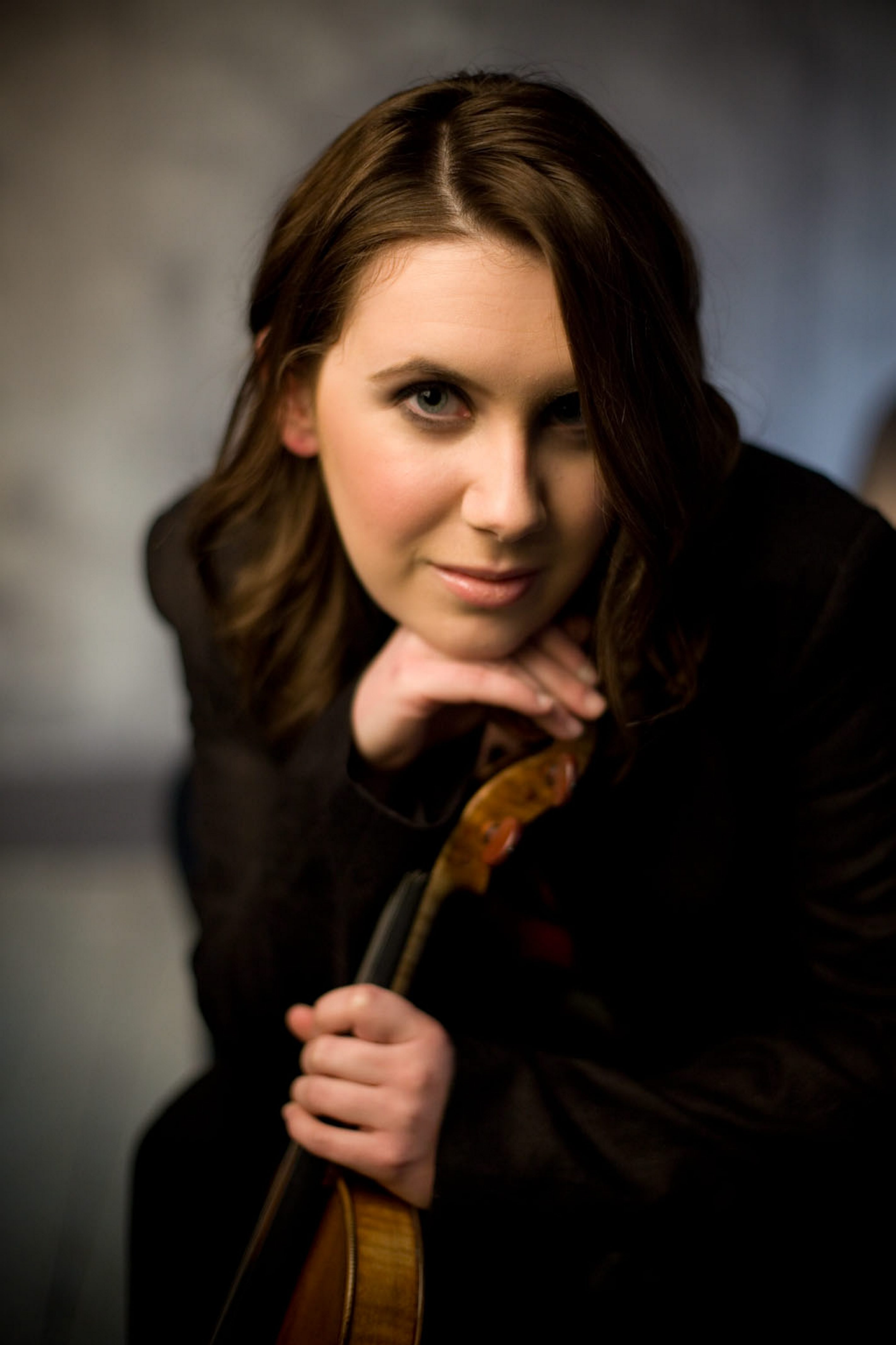 Chloe Hanslip will perform two concerts with the Buffalo Philharmonic Orchestra.
