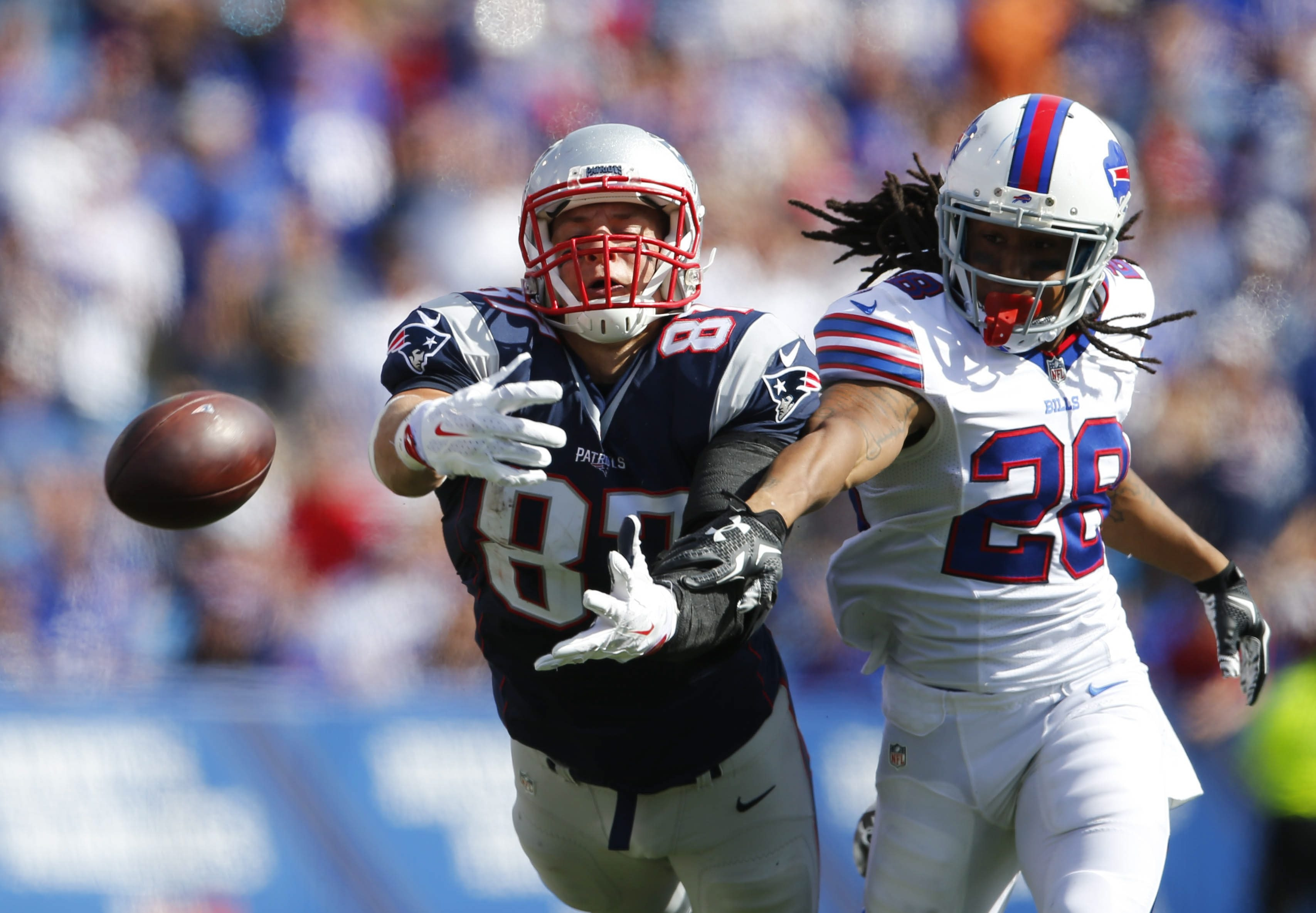 The biggest star of the defense turned out to be rookie cornerback Ronald Darby, who Pro Football Focus ranked fourth overall at his position.