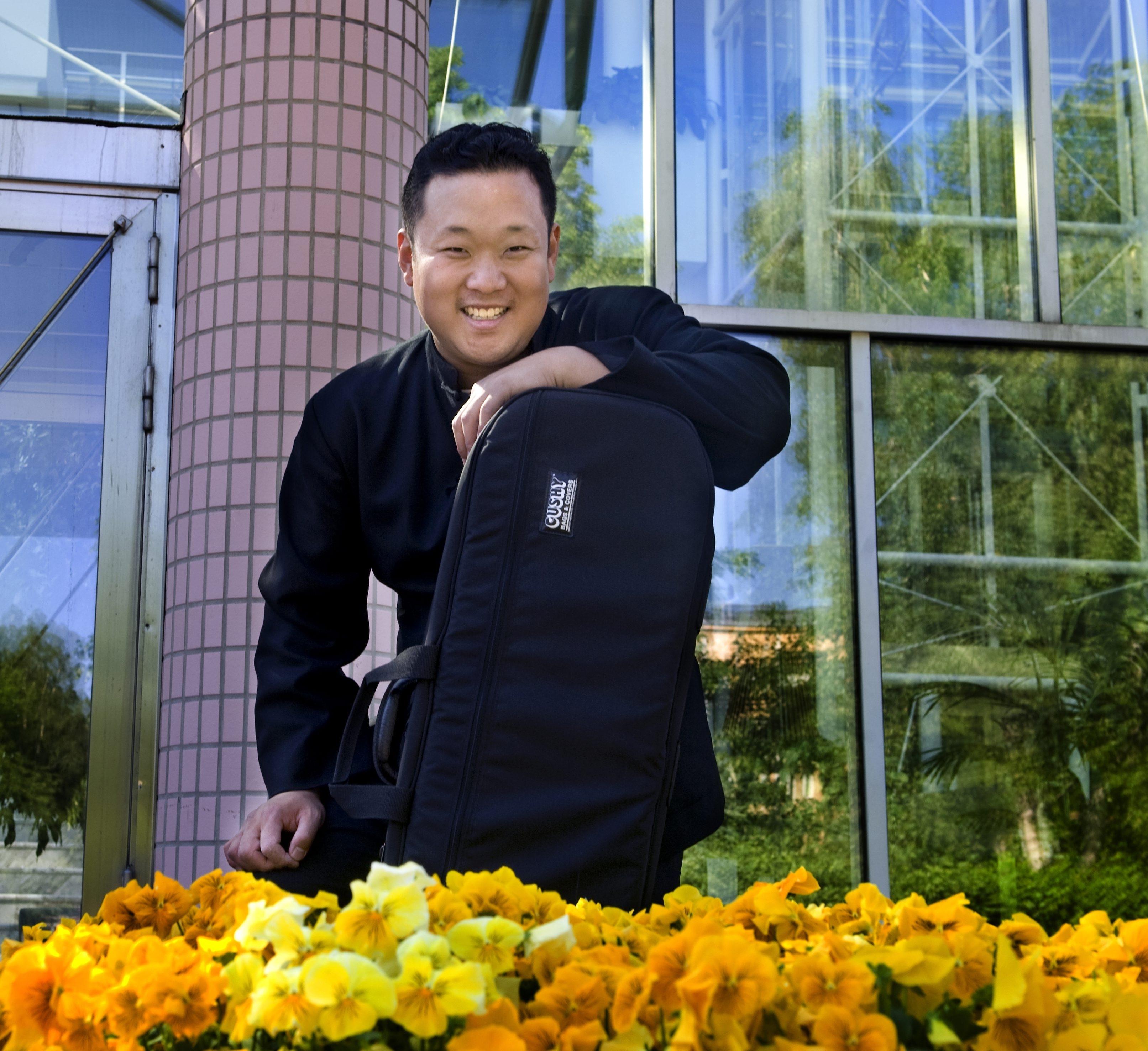 Dennis Kim, the BPO's new concertmaster, joins Principal Violist Valerie Heywood in a Mozart masterpiece.