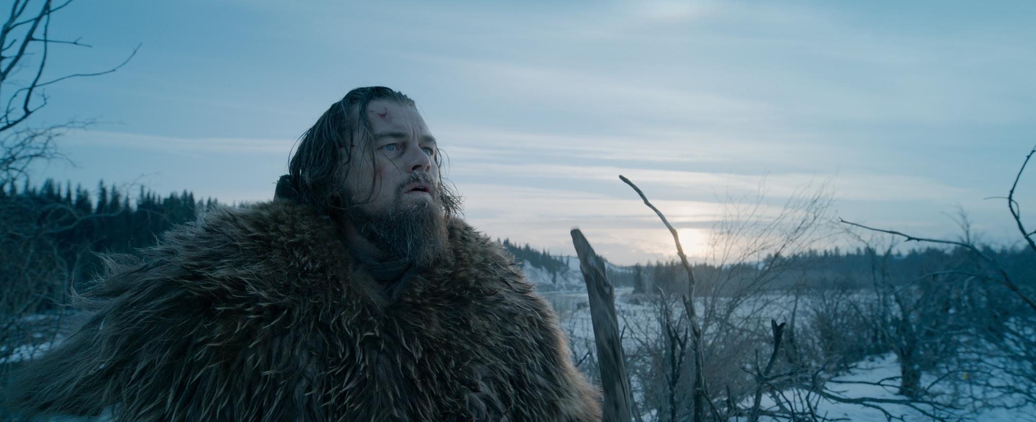 """Leonardo DiCaprio stars in """"The Revenant."""""""