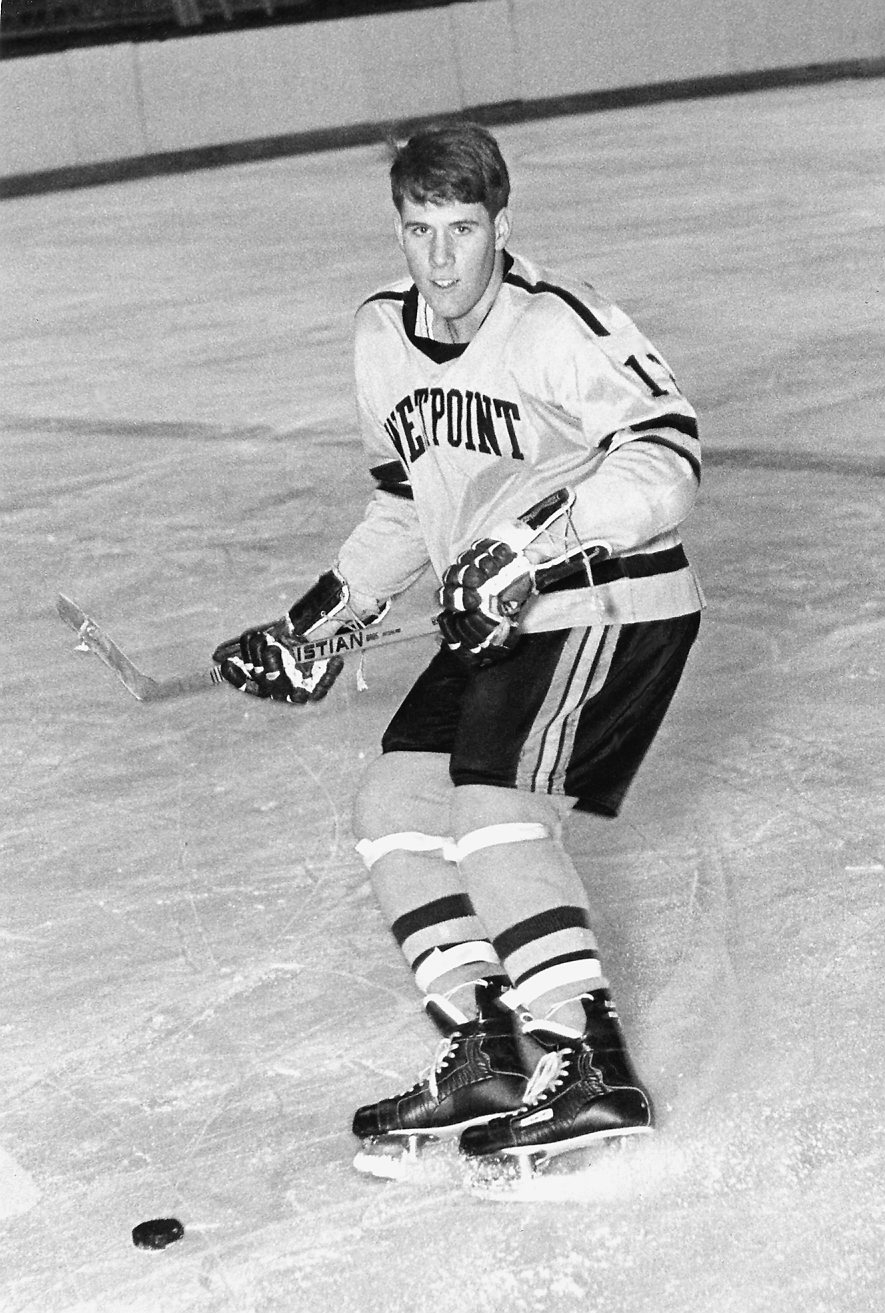 Dave Rost, a South Buffalo native, scored an NCAA Division I-record 330 points and had 226 assists in only 114 career games for Army. (United States Military Academy photo)