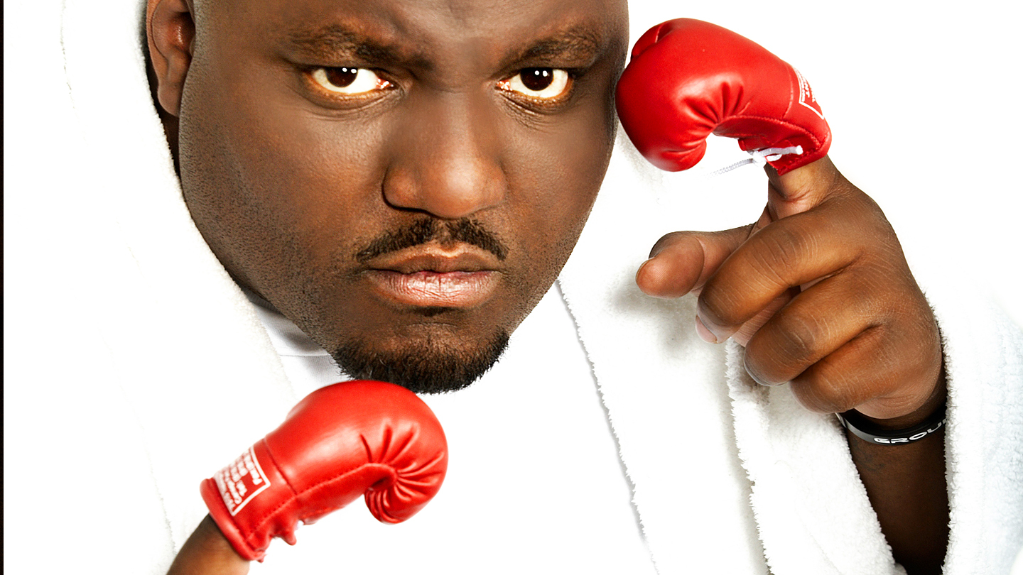 Aries Spears performs at Helium Comedy Club Friday through Sunday.