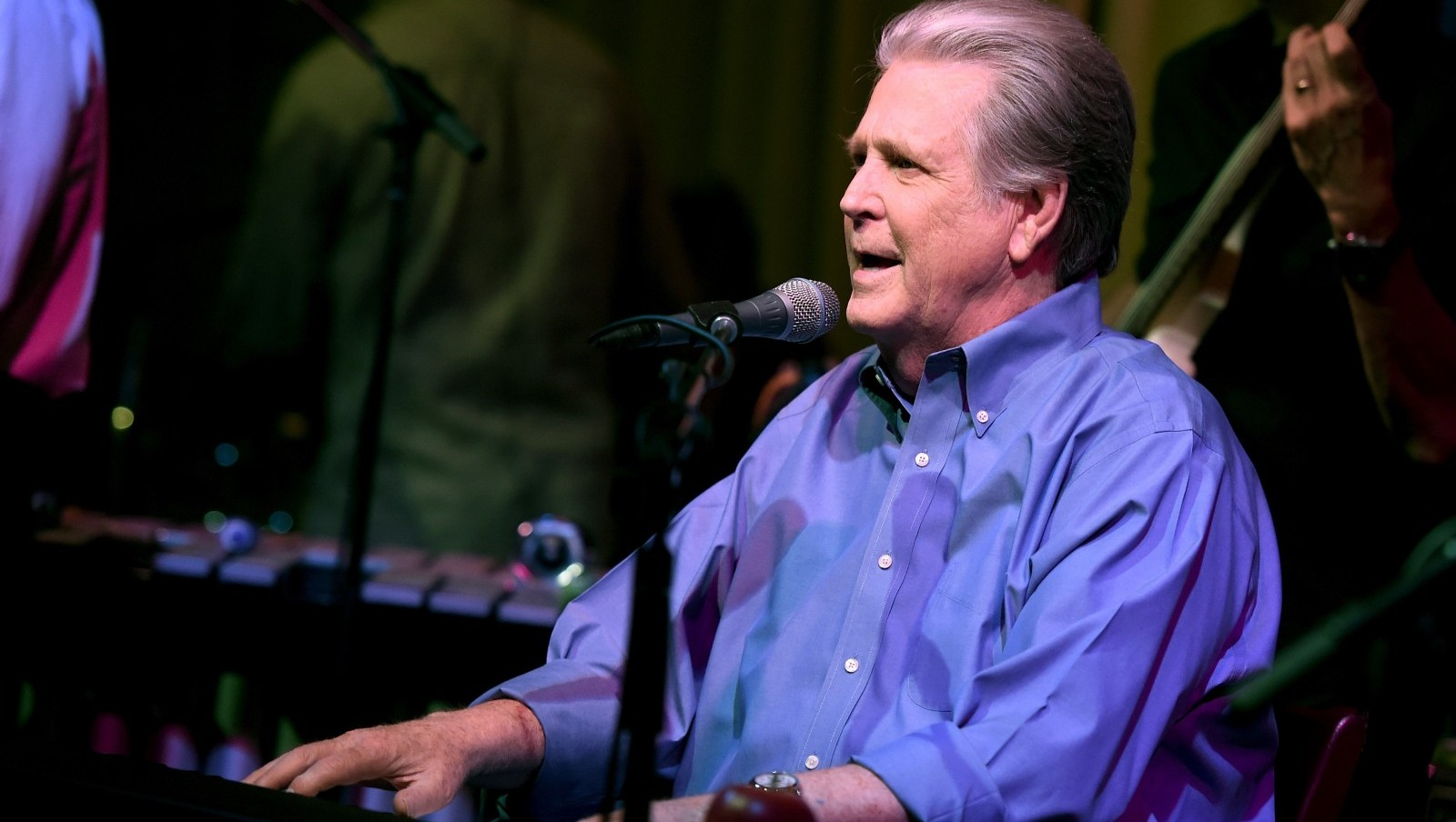 Brian Wilson will perform at the University at Buffalo Center for the Arts on Sept. 28. (Getty Images)