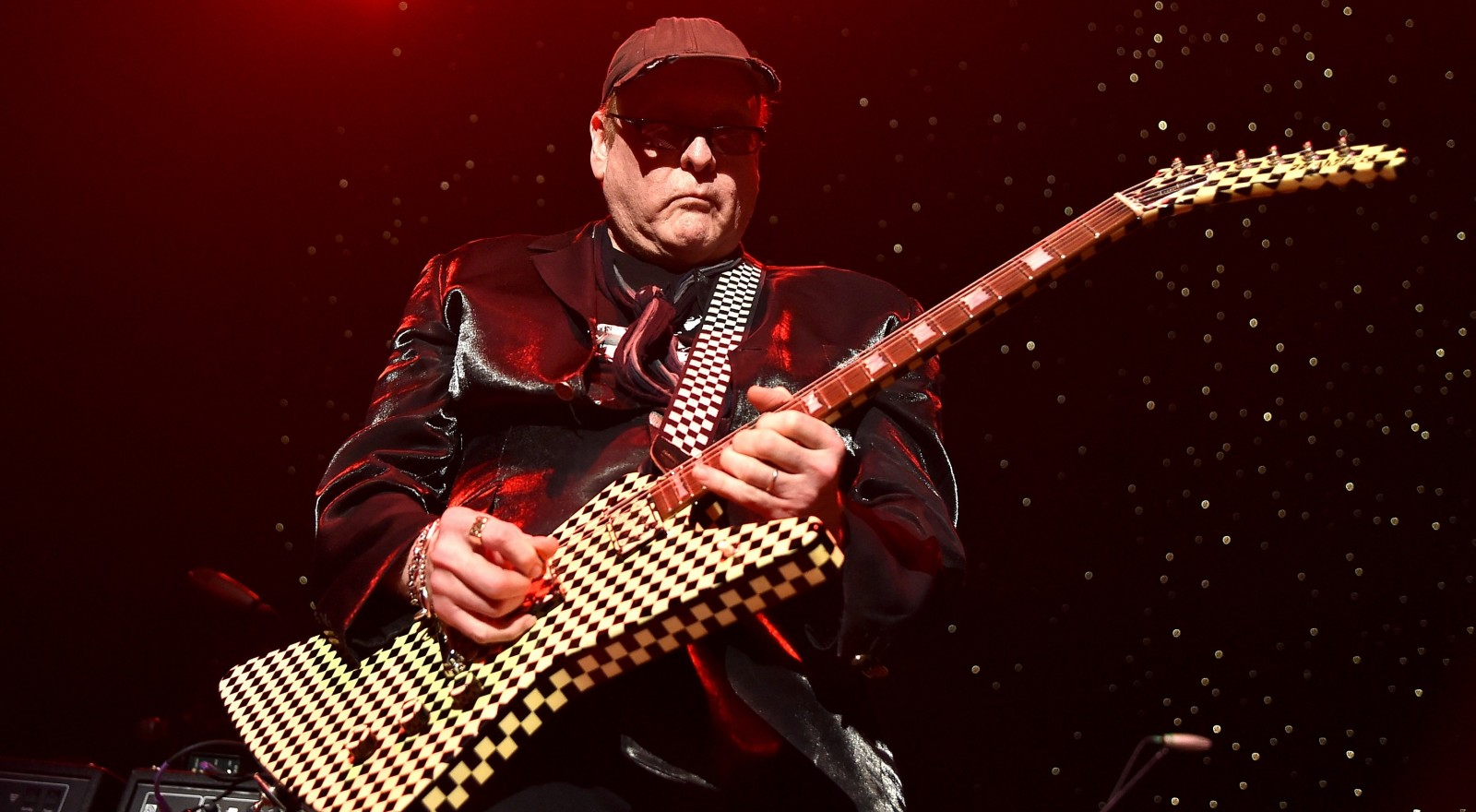 Rick Nielsen of Cheap Trick. (Getty Images)