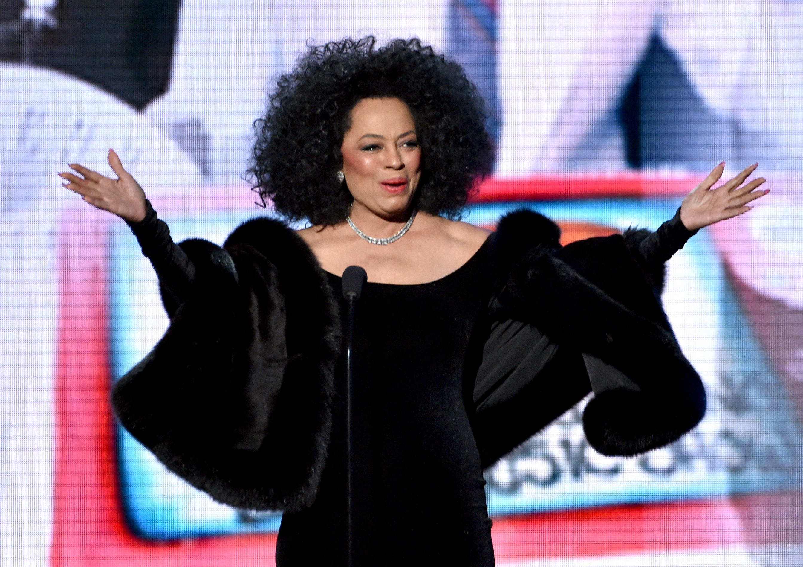 Diana Ross will perform at the Seneca Niagara Casino Events Center. (Getty Images)