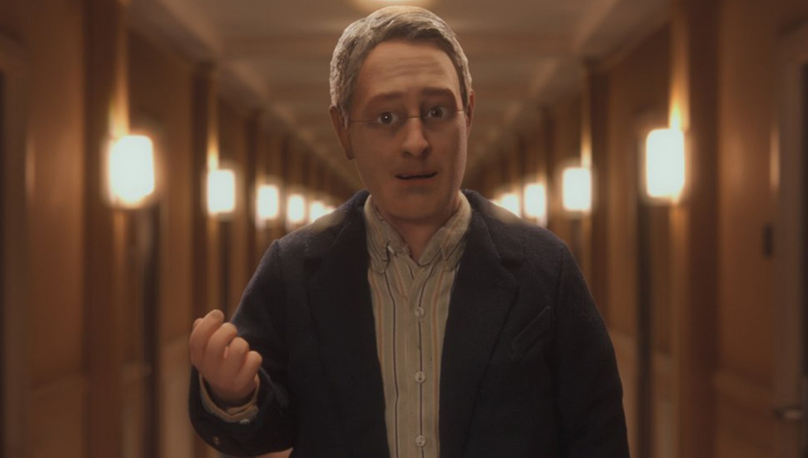 David Thewlis does the voice for Michael Stone in 'Anomalisa.' (Photo courtesy Paramount Pictures/TNS)