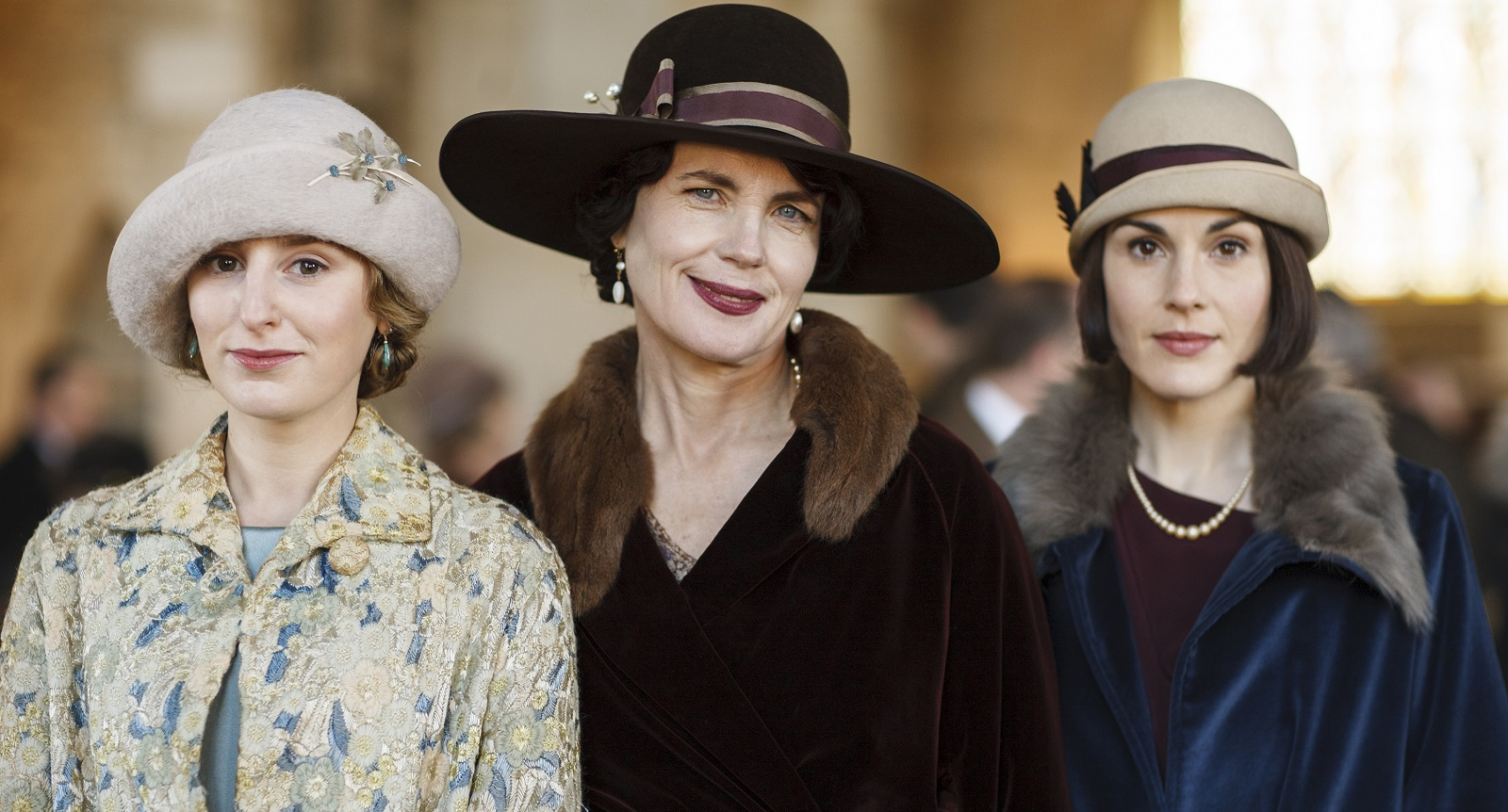 Jeff Simon reviews the soundtrack for popular TV show 'Downton Abbey,' which has concluded after a sixth and final season.