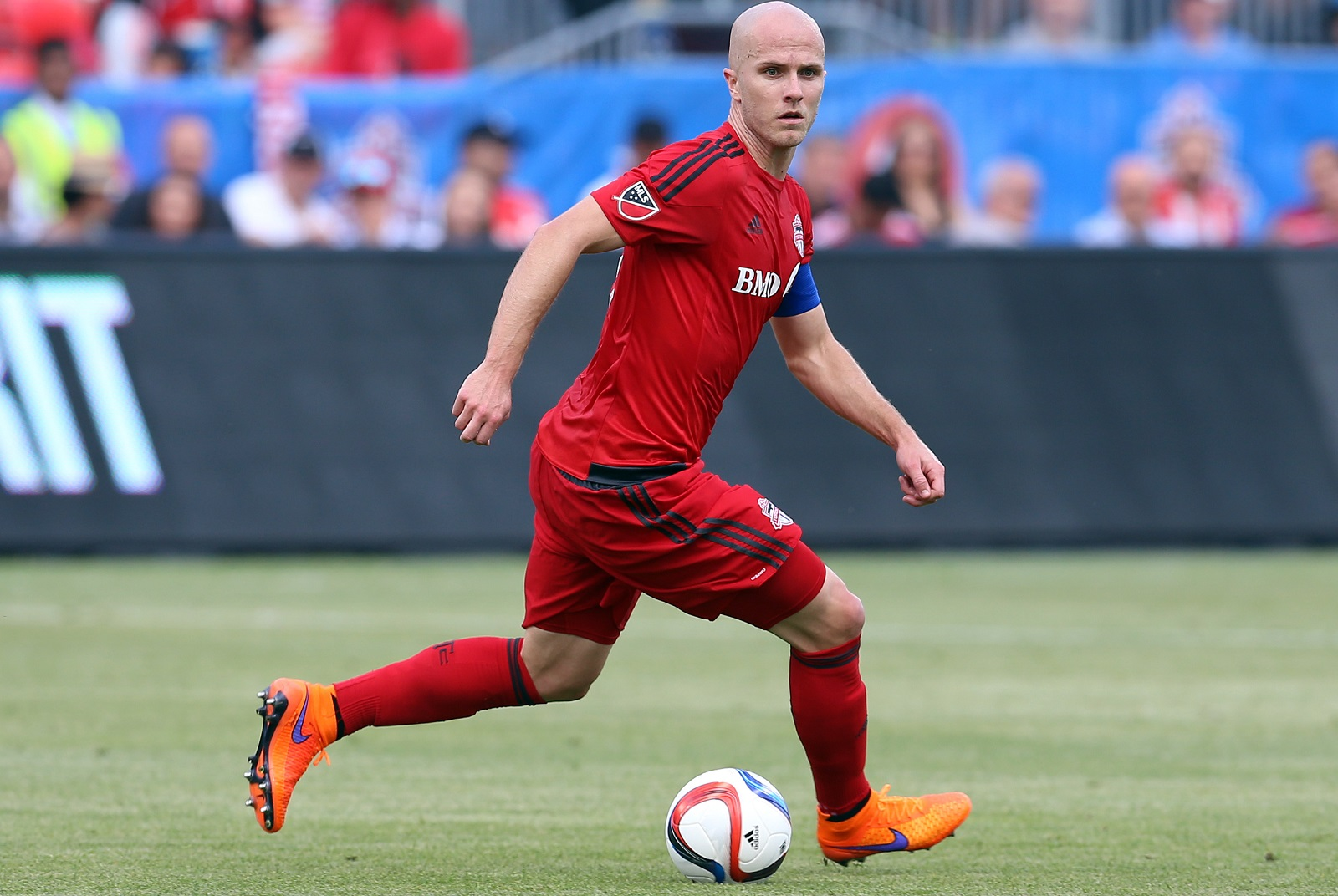 Podcast guest Andy Edwards joins BN Soccer and Nick Mendola to talk about the MLS offseason. (Getty Images)