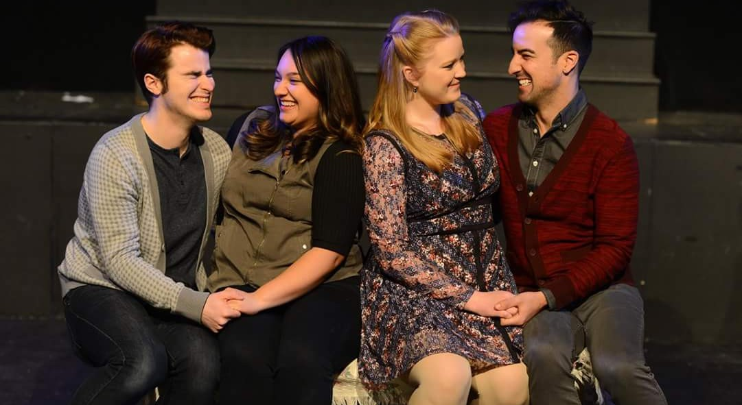 O'Connell and Company presents a magical 'Ordinary Days.'