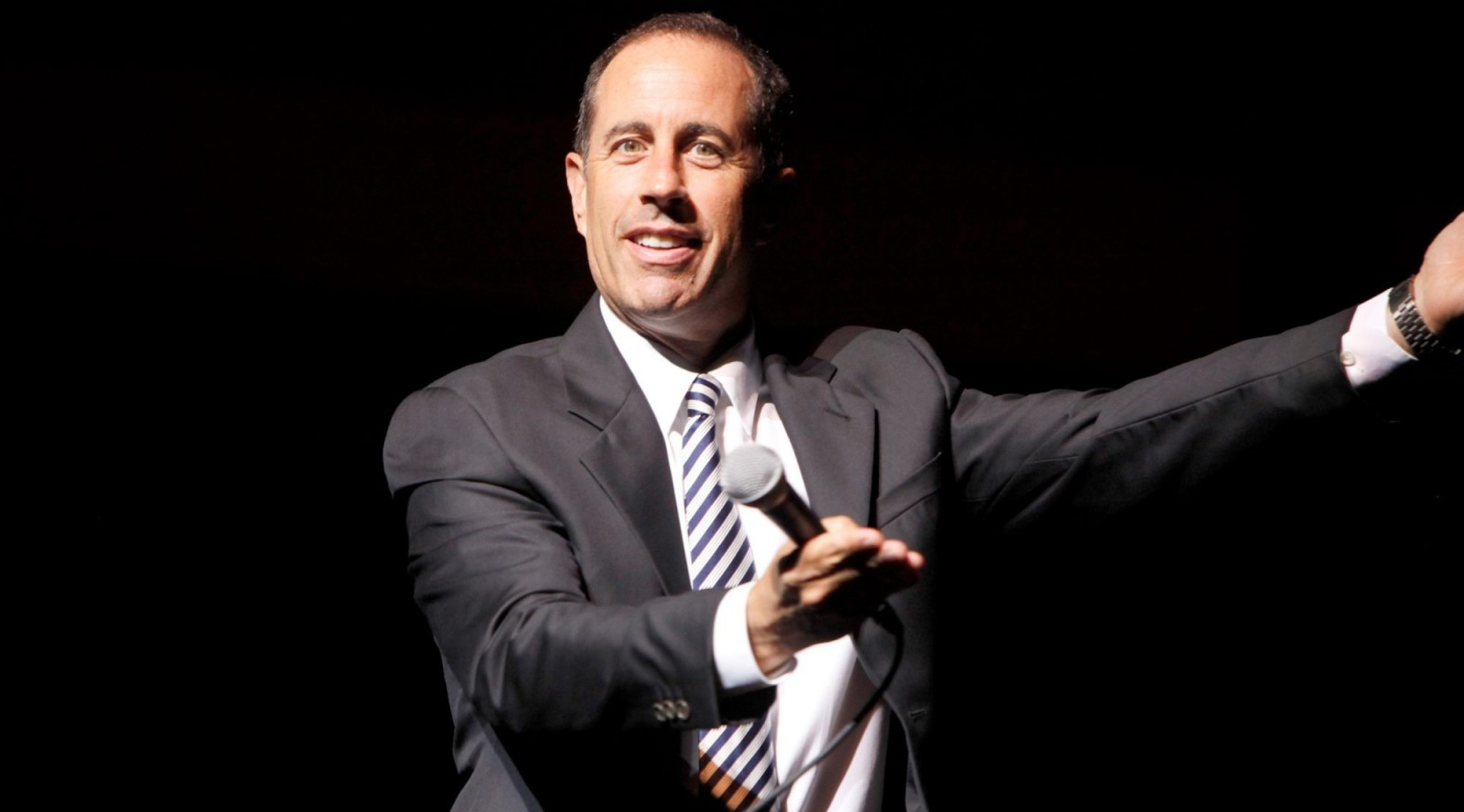 Jerry Seinfeld returns to Shea's Performing Arts Center for two sold-out shows on Jan. 22.