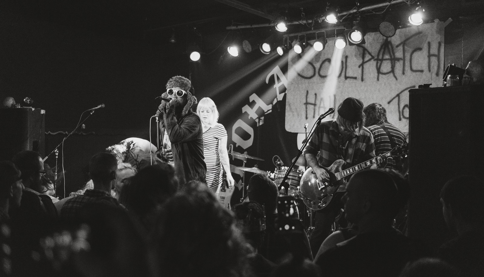 Keith Buckley and Soul Patch perform this weekend. (Matt Weinberg/Special to The News)