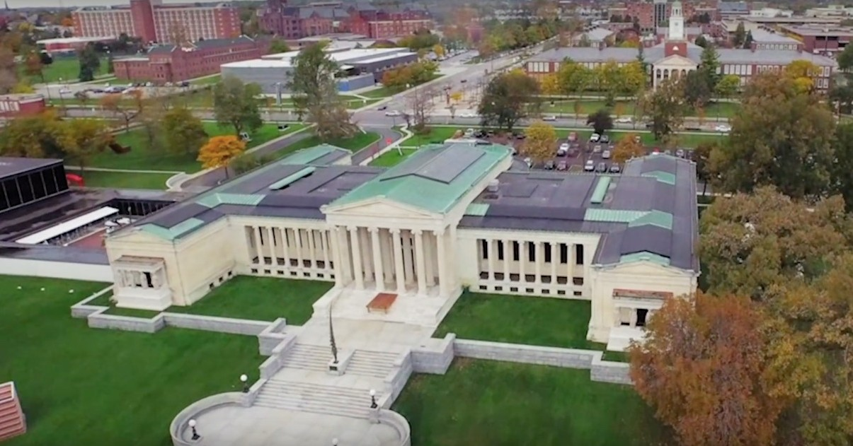 Buffalo's Albright-Knox Art Gallery is featured in New York tourism video narrated by Neil Patrick Harris.