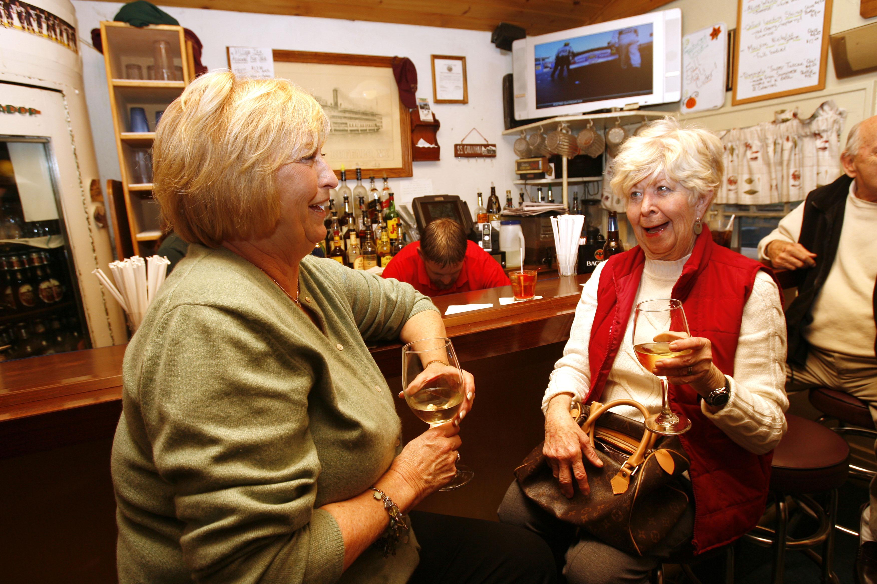 The Bevador at the Village Inn on Grand Island. (Sharon Cantillon/Buffalo News)