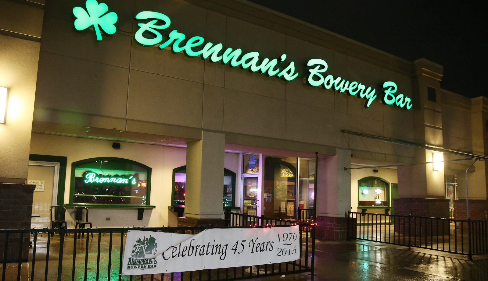 Brennan's Bowery Bar is hosting a tap takeover.  (Sharon Cantillon/Buffalo News file photo)