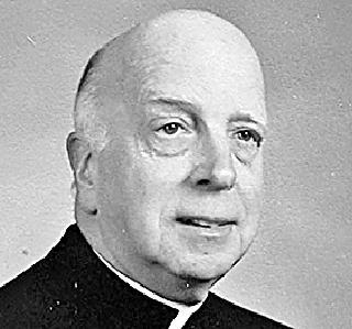 BURNS, Rev. Lawrence E.